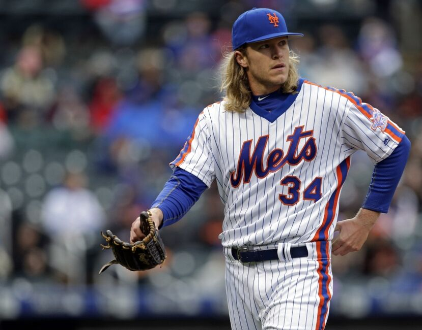 Noah Syndergaard Outdueled By Madison Bumgarner Sunday