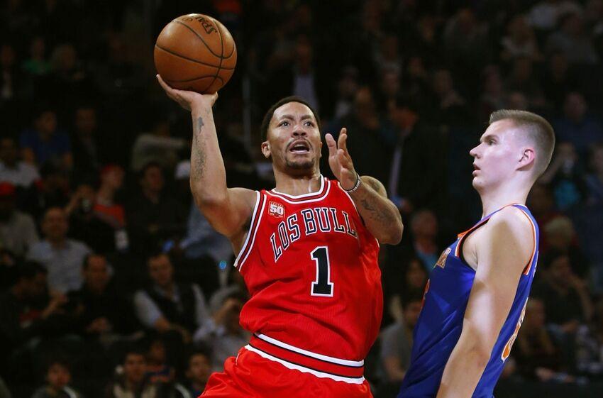 debd1373539 New York Knicks  Derrick Rose Defends Bold Statement