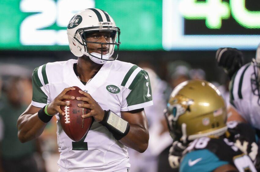 866e298f989 New York Jets No.2 Quarterback Job Geno Smith's For Now