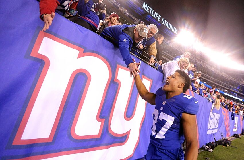 New York Giants Sterling Shepard Lands On Mel Kipers All