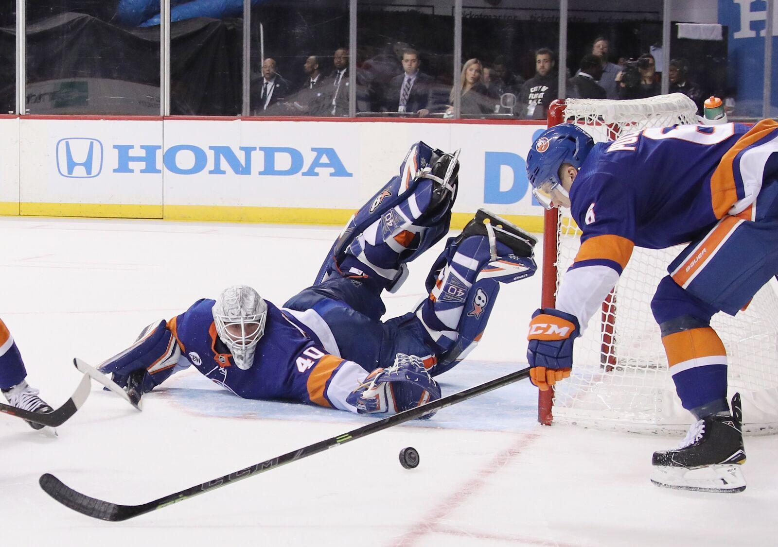 New York Islanders: The 'mind-blowing' correlation between this season and last season