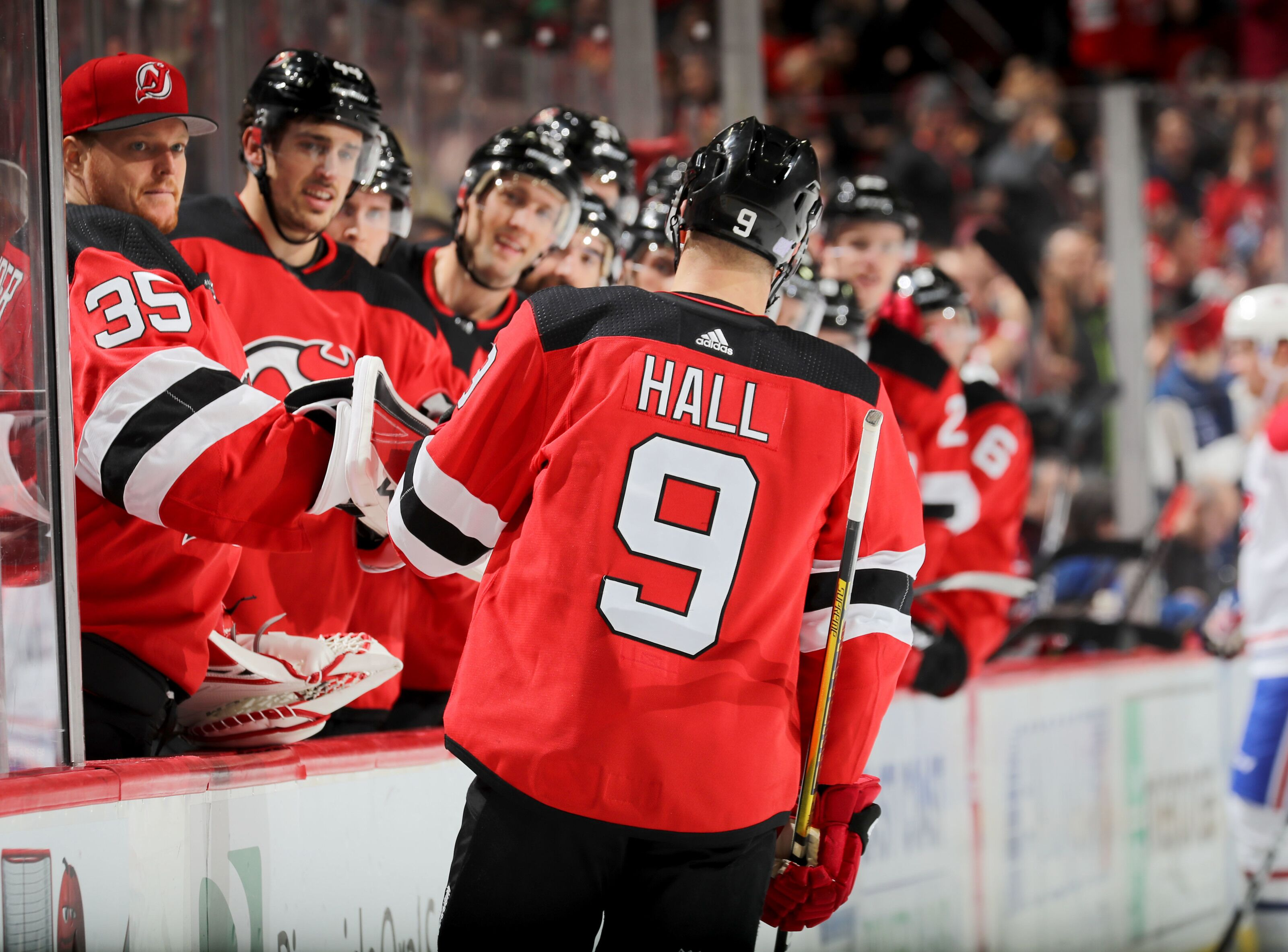 abd1feed745 New Jersey Devils: Indicators that make them 2020 playoff contenders