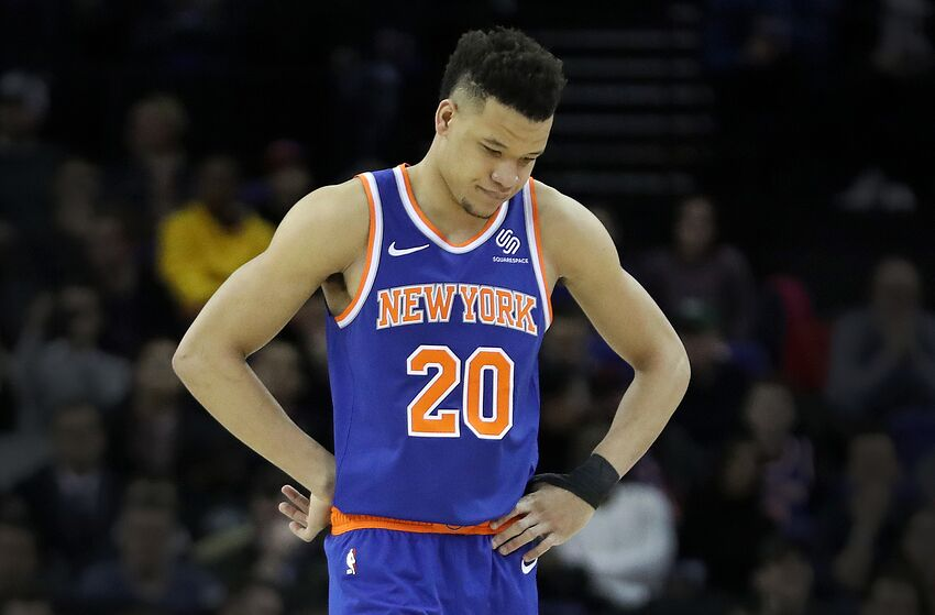 promo code 49c90 c0b19 New York Knicks: Kevin Knox needs to show growth at Summer ...