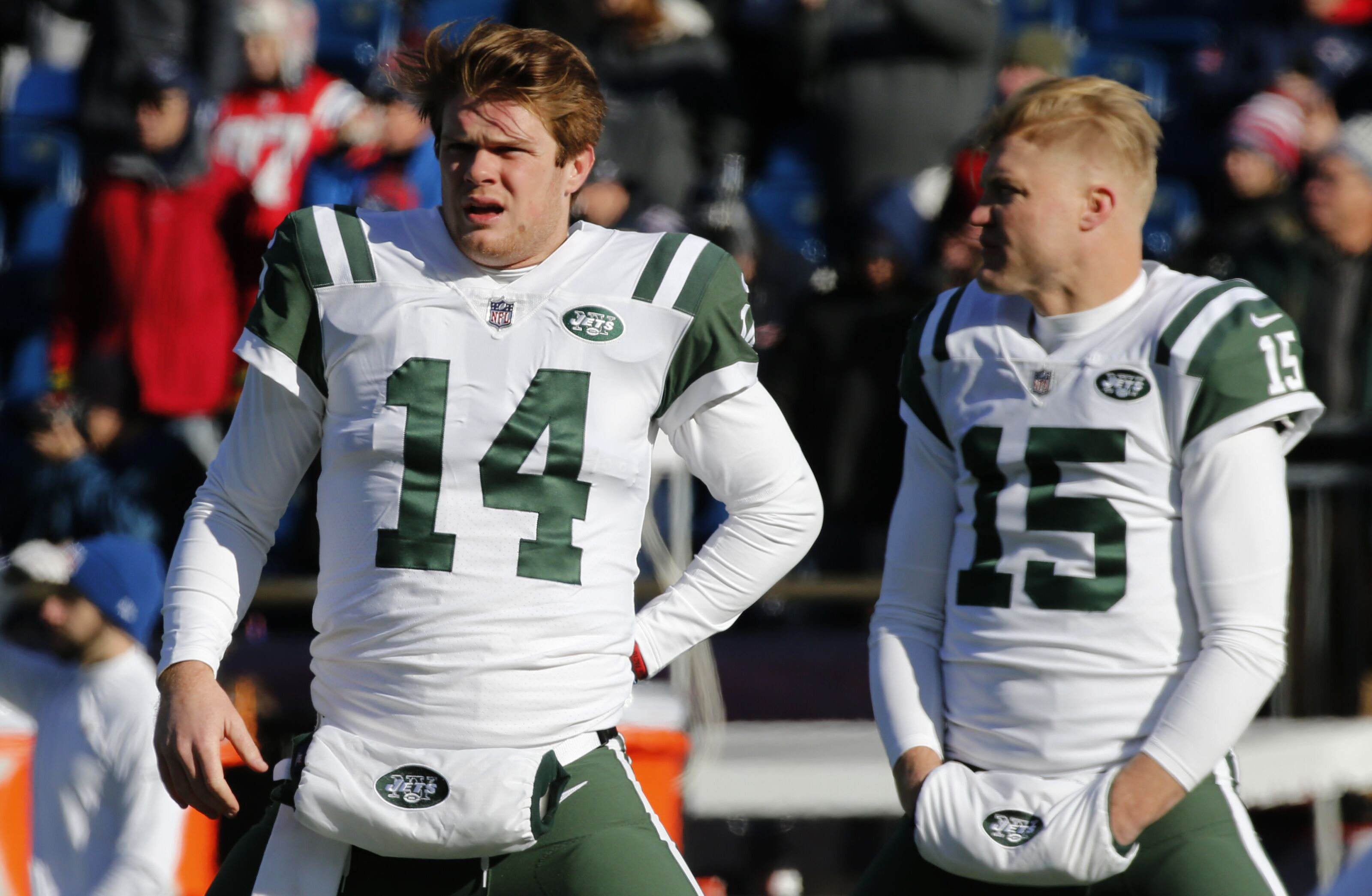 New York Jets: Sam Darnold loses more than just a teammate in Josh McCown