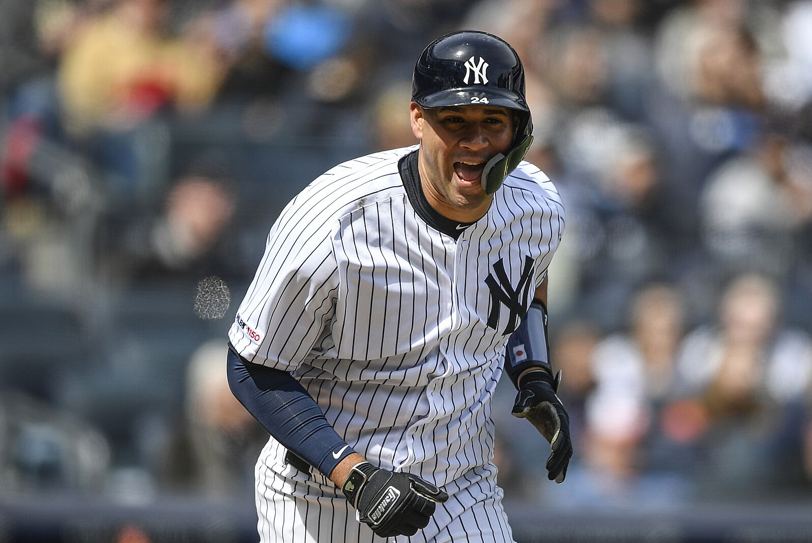 edc4f876137 New York Yankees  Gary Sanchez is reminding us why he s worth it