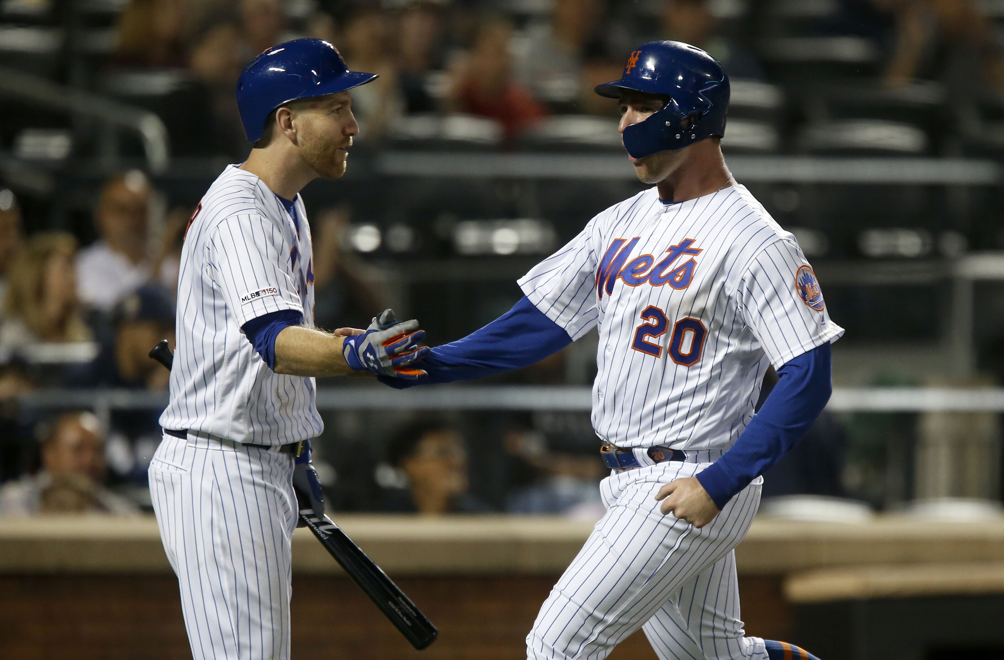 The New York Mets are making their move with the strength of the Niagara Falls