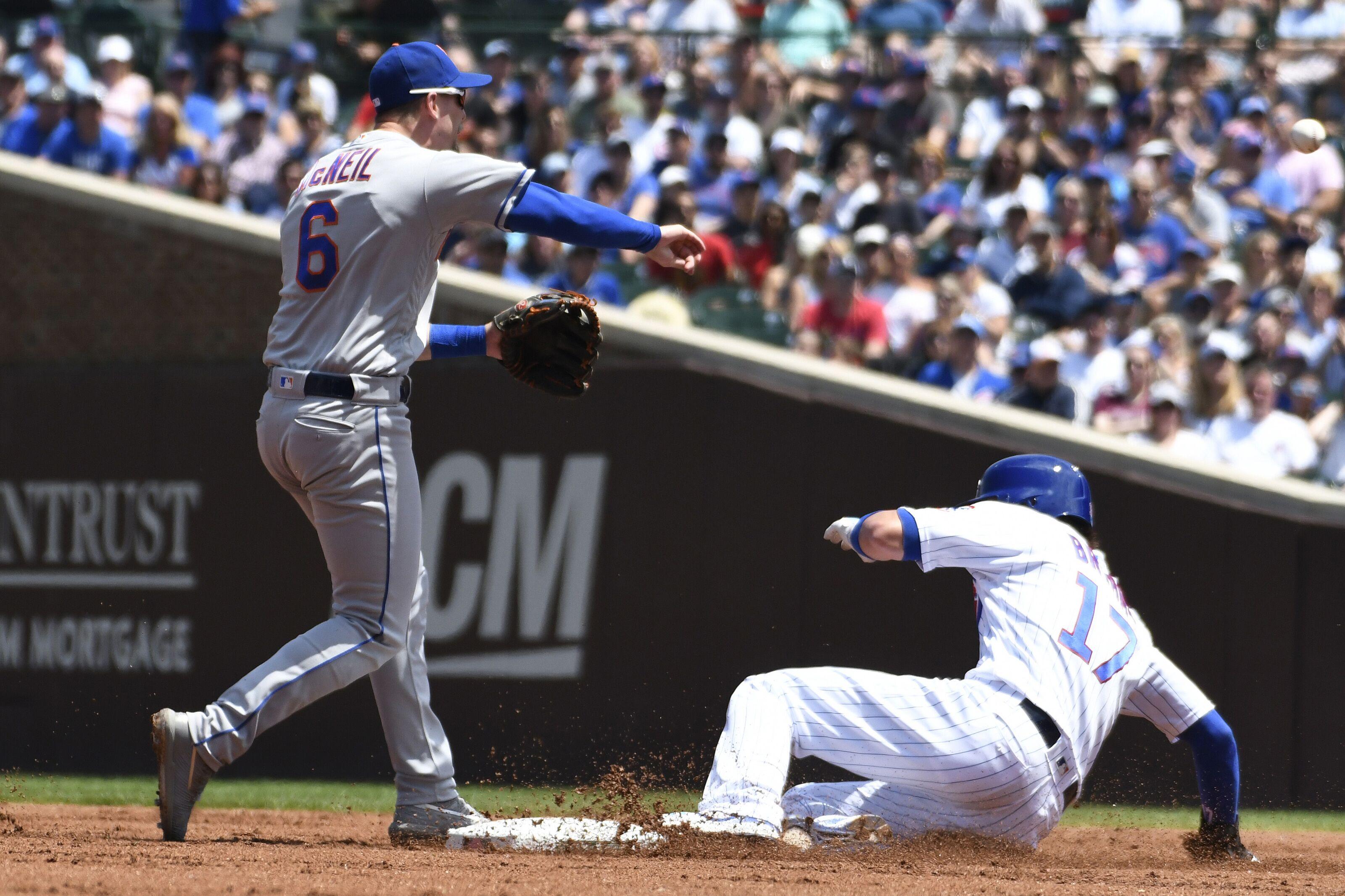 "New York Mets: Second base ""black hole"" strikes again"