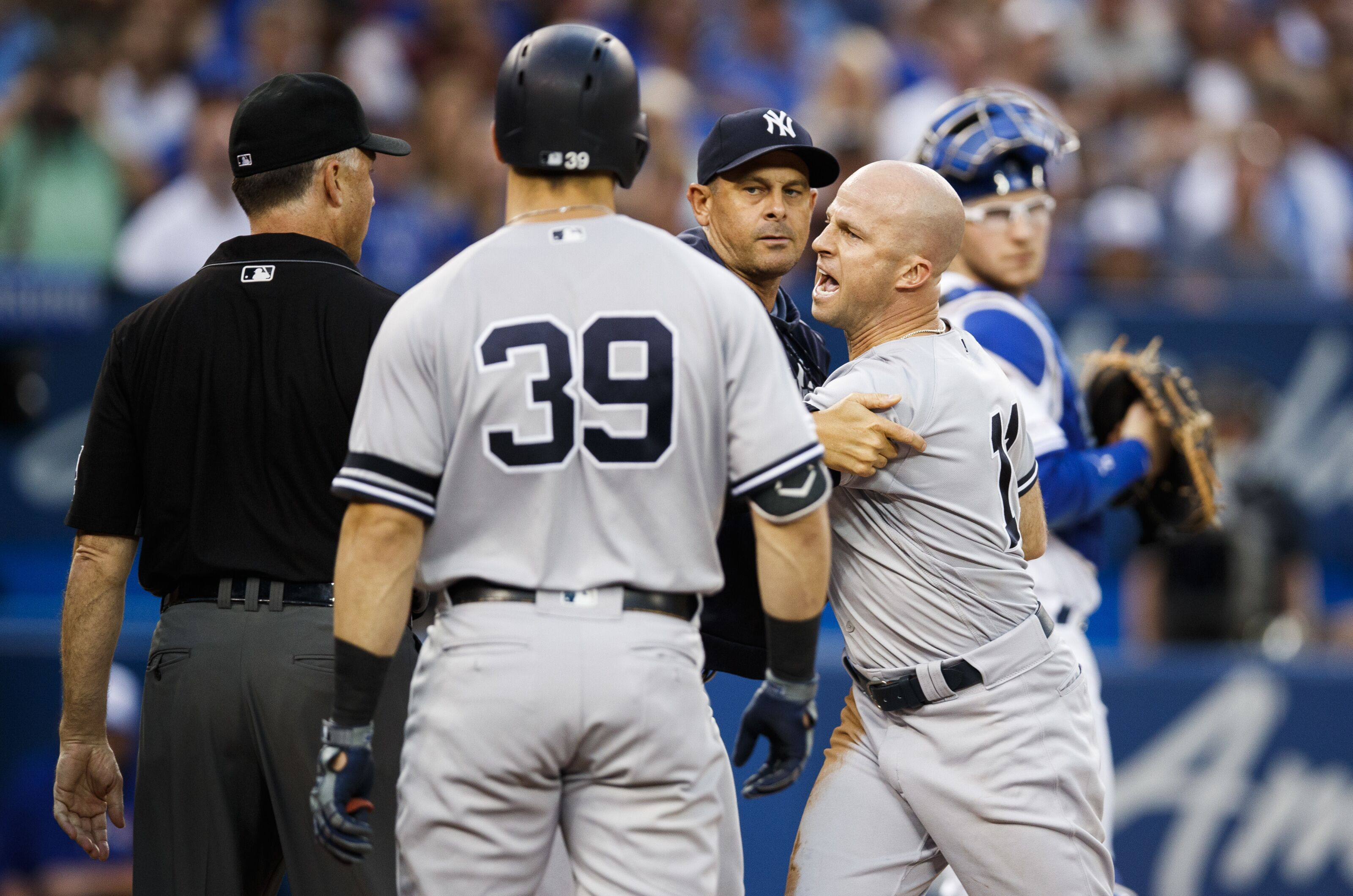 New York Yankees: Brett Gardner continues to grind out plays