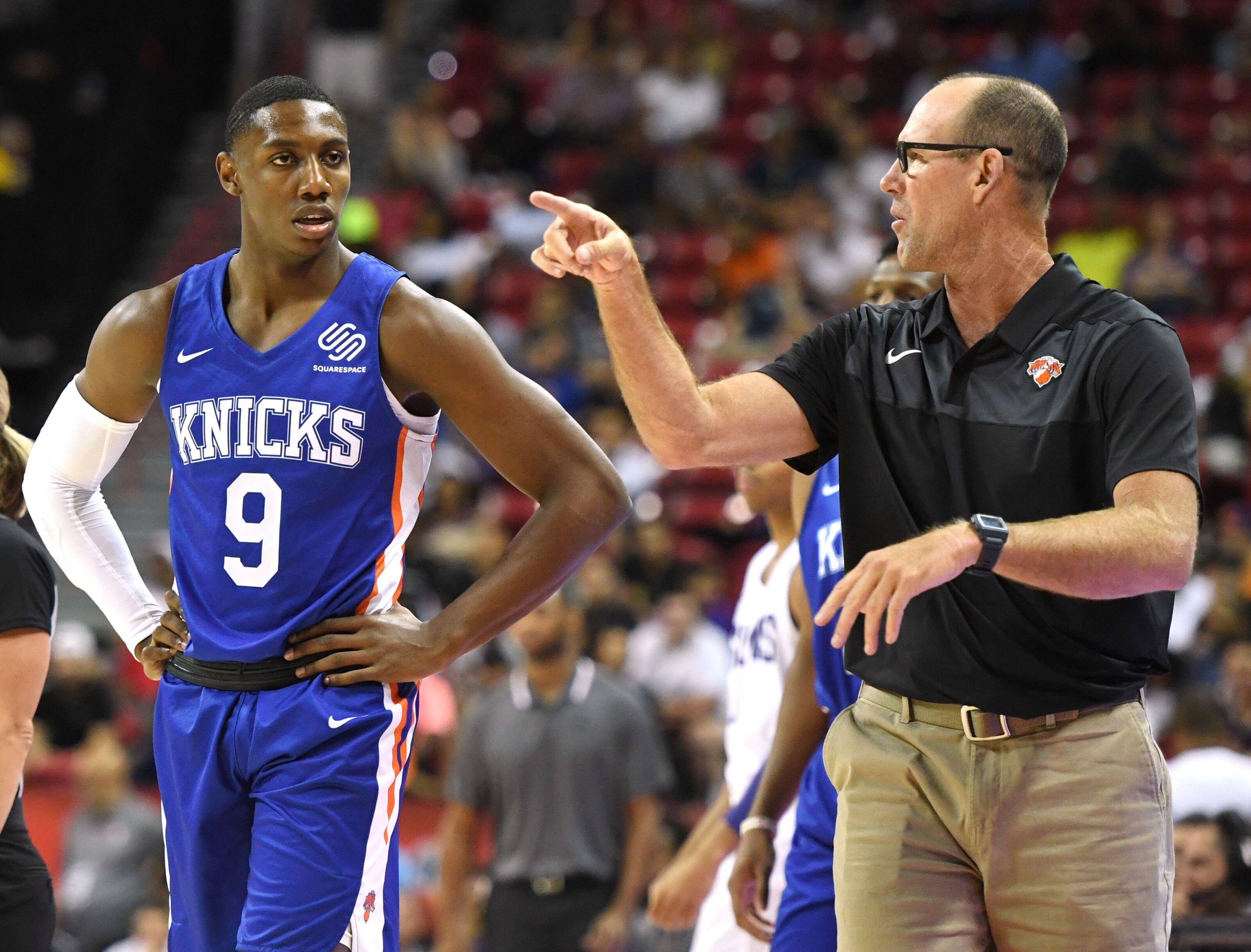 New York Knicks: New York Knicks: Patience Is The Best Option