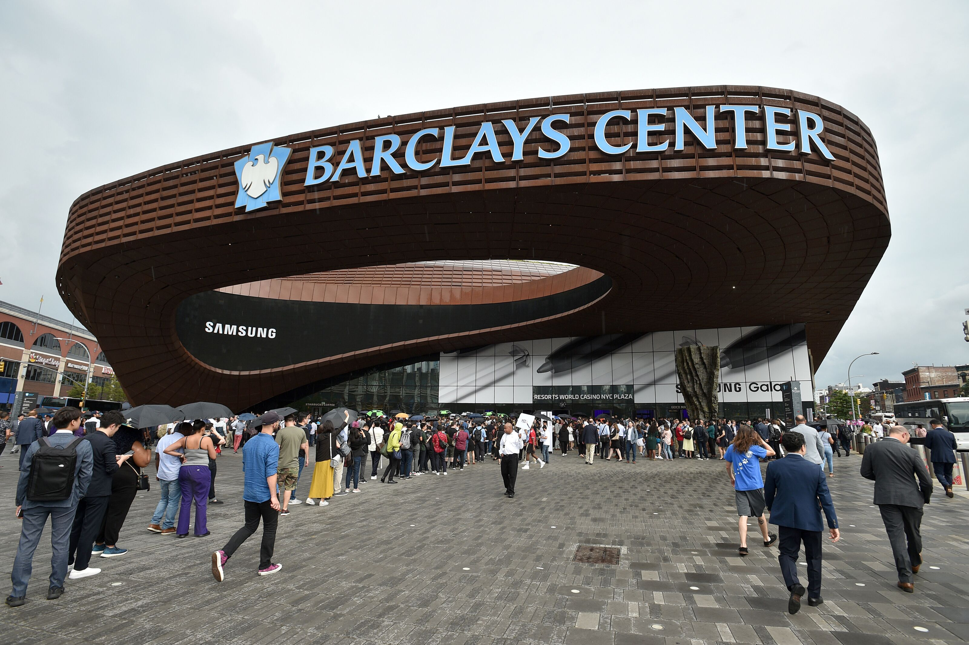 New York Liberty could make Brooklyn their permanent home