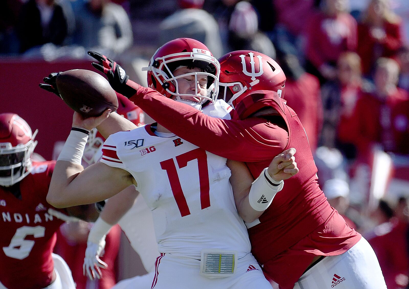 Rutgers-centric Big Ten Football Power Rankings Week 7, 2019