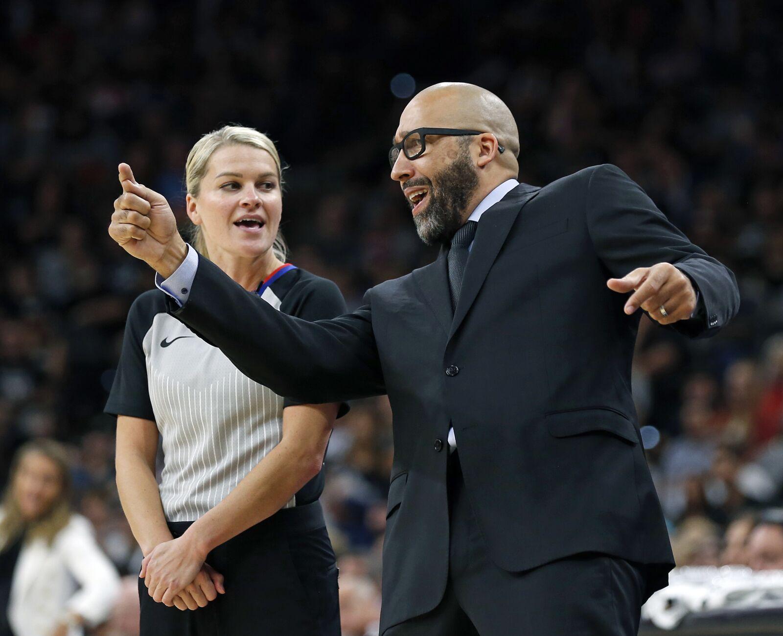 New York Knicks: David Fizdale still hasn't found his point guard
