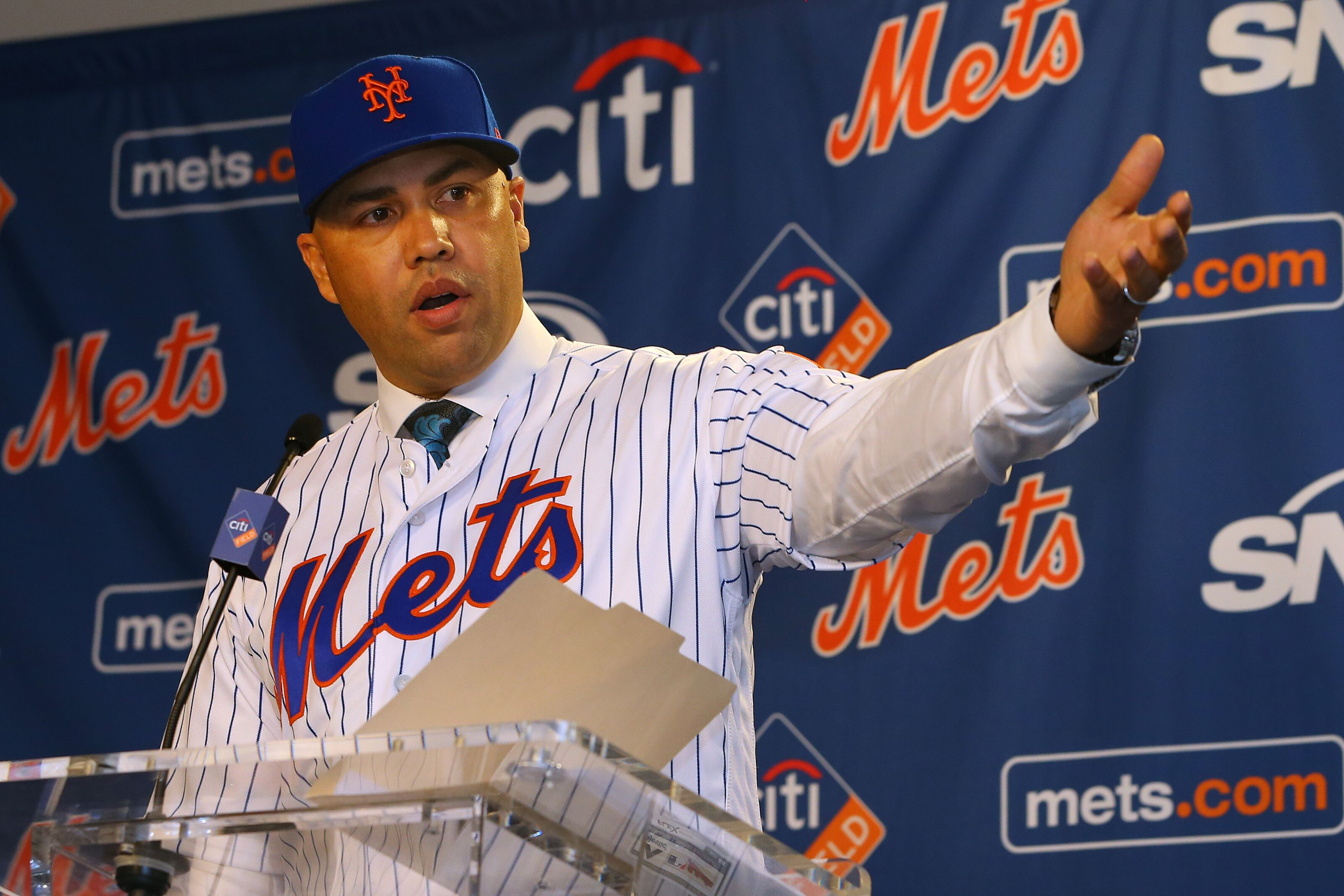 New York Mets Edition Good Help Is Hard To Find Carlos
