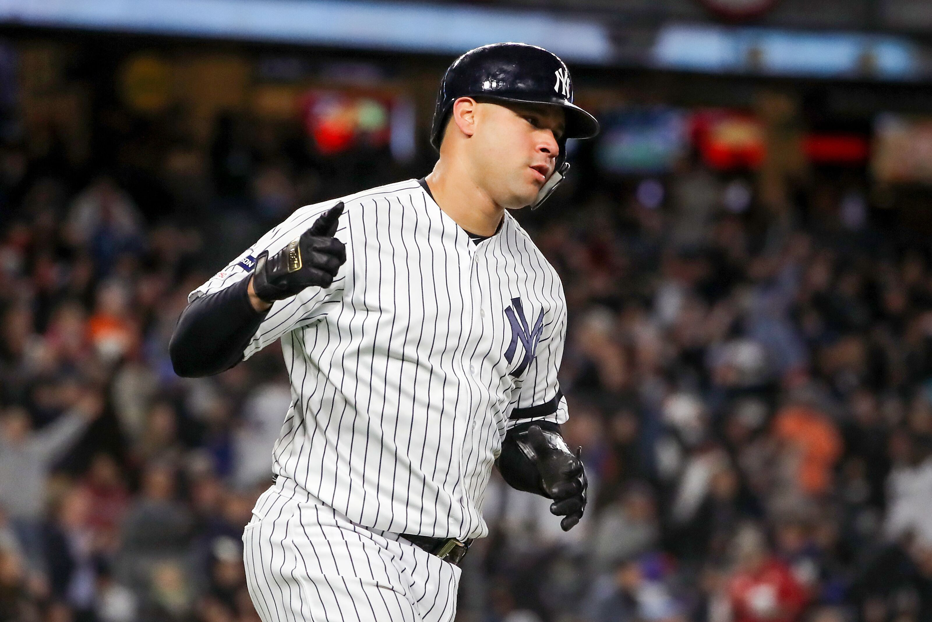 New York Yankees are valuing Gary Sanchez more this offseason