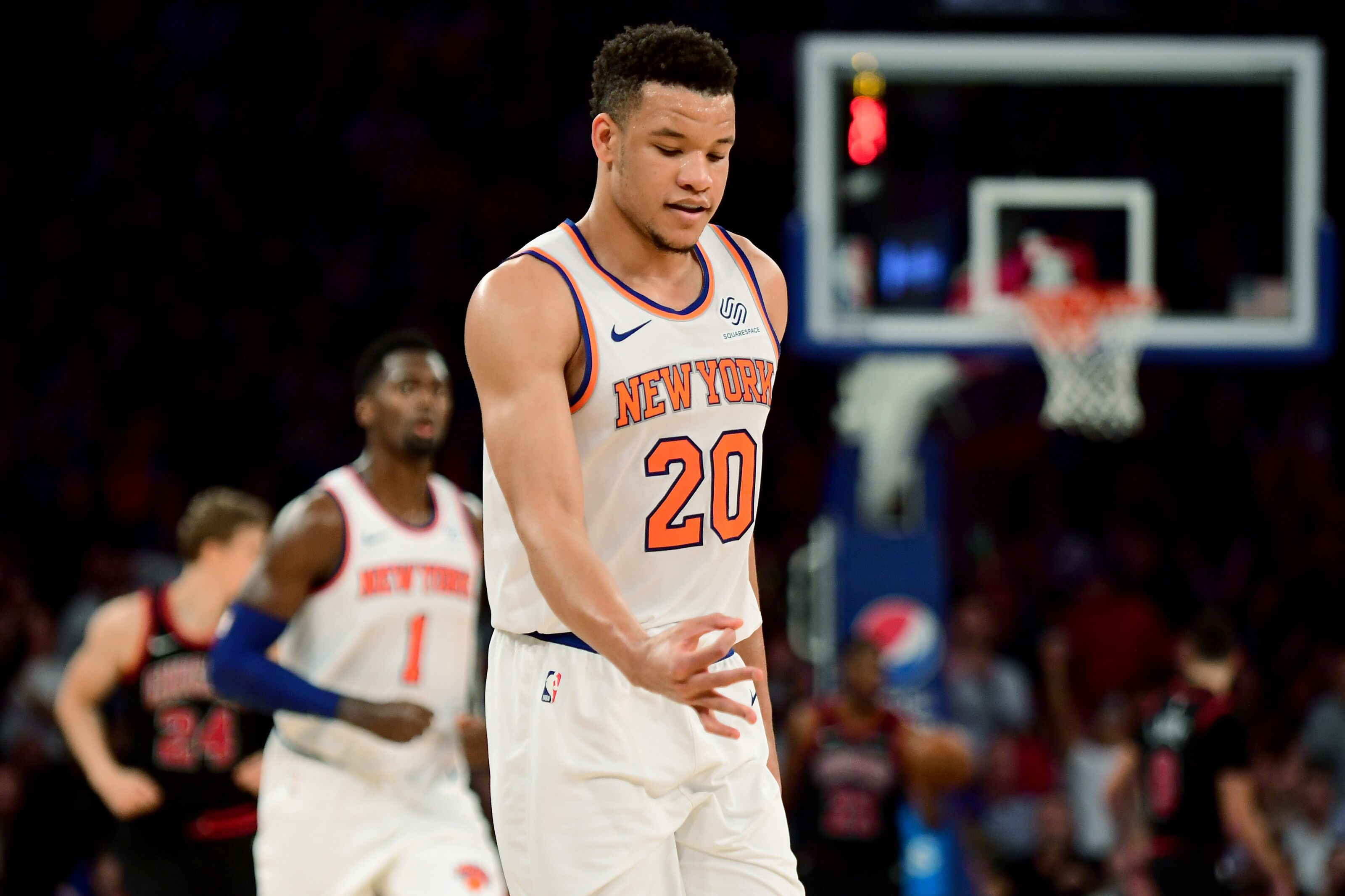 New York Knicks: December 15th can't come soon enough