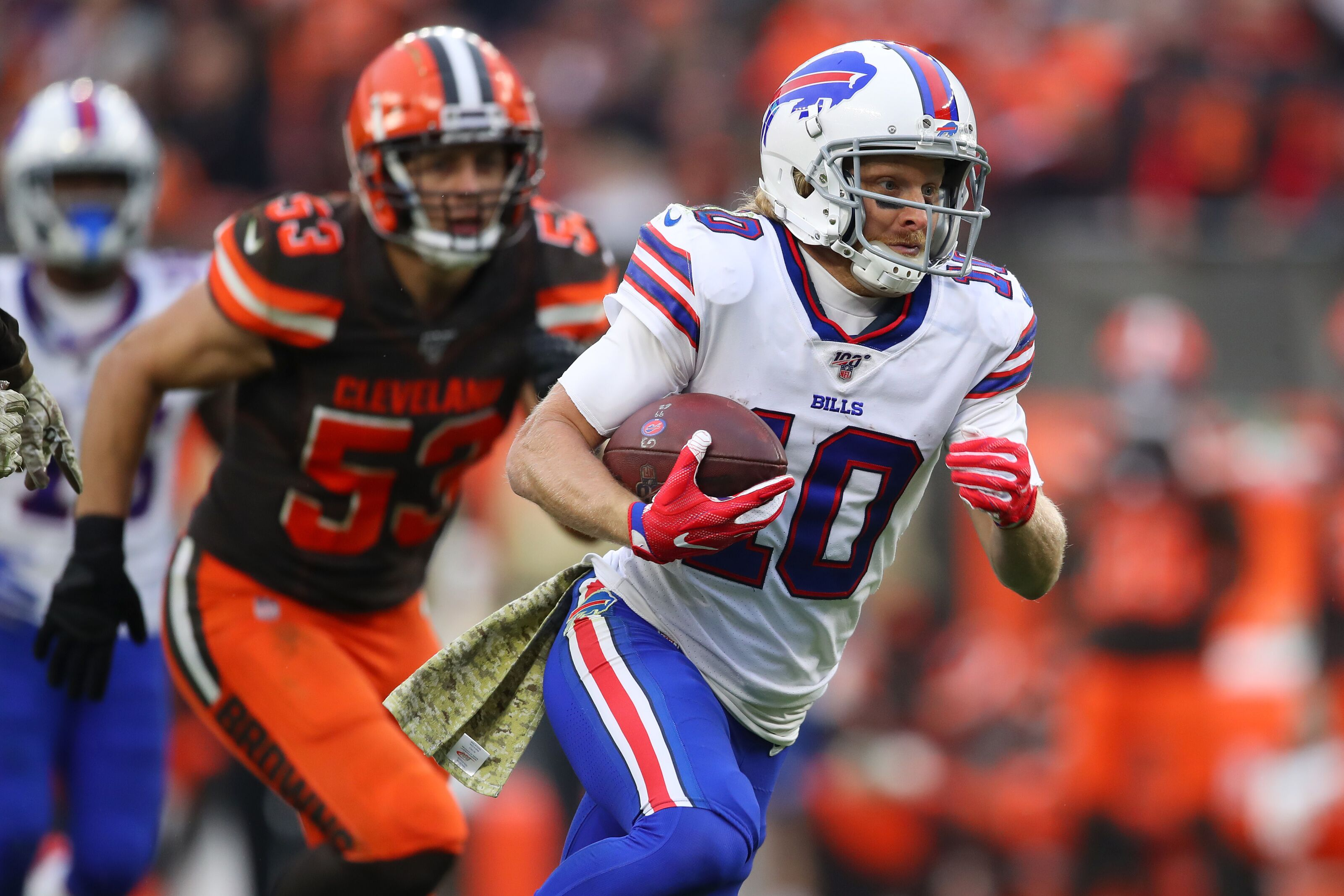 Buffalo Bills missing opportunities with underutilized Cole Beasley