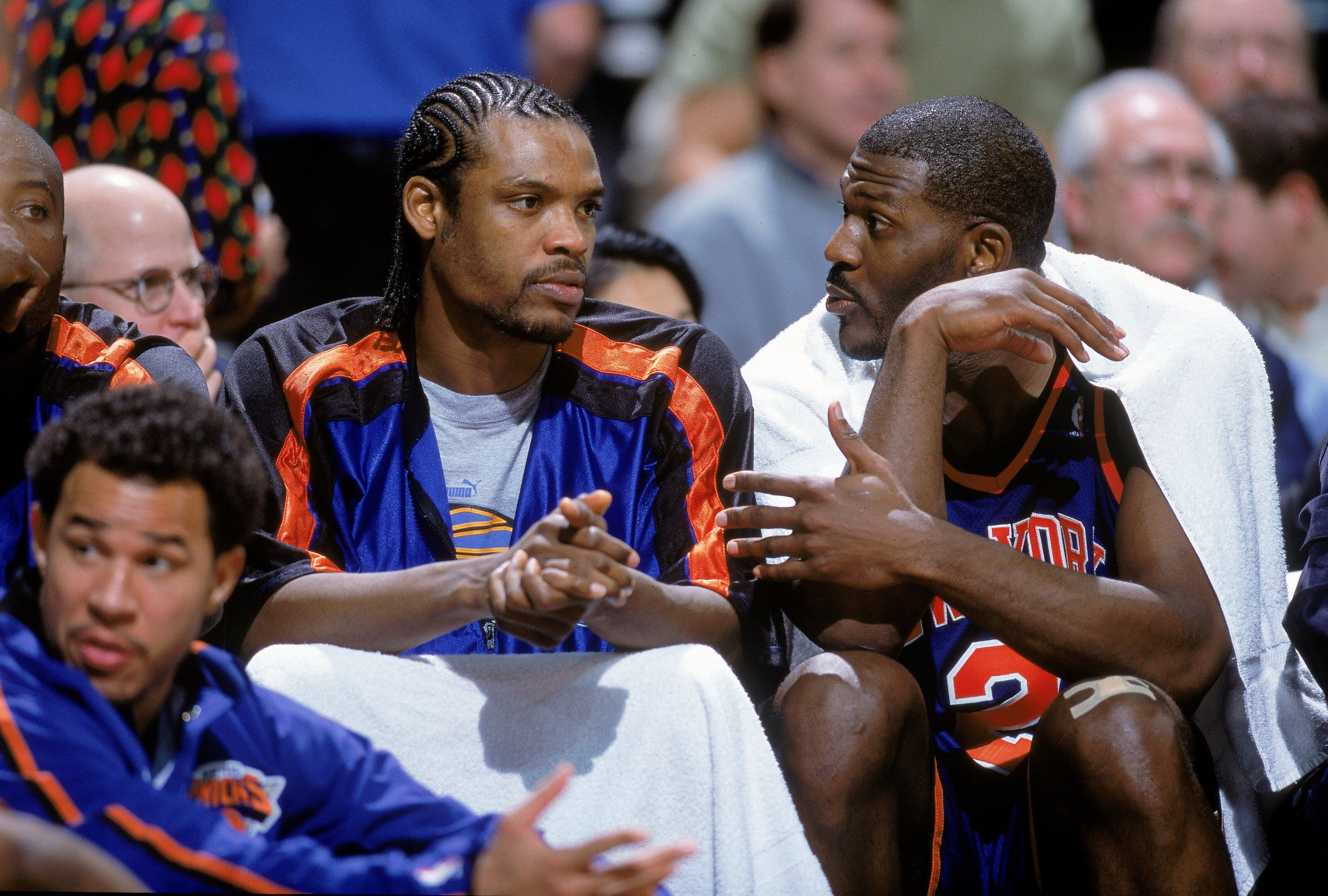 Remembering the overachieving 1999 New York Knicks