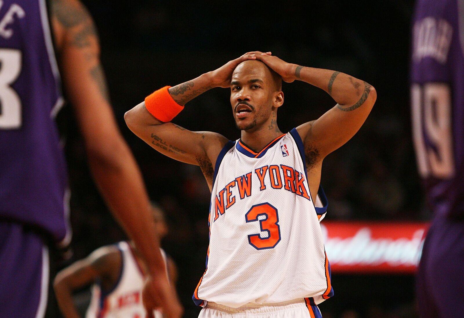 New York Knicks: New York Knicks: Puma Clyde Vs. Starbury- The Battle Of