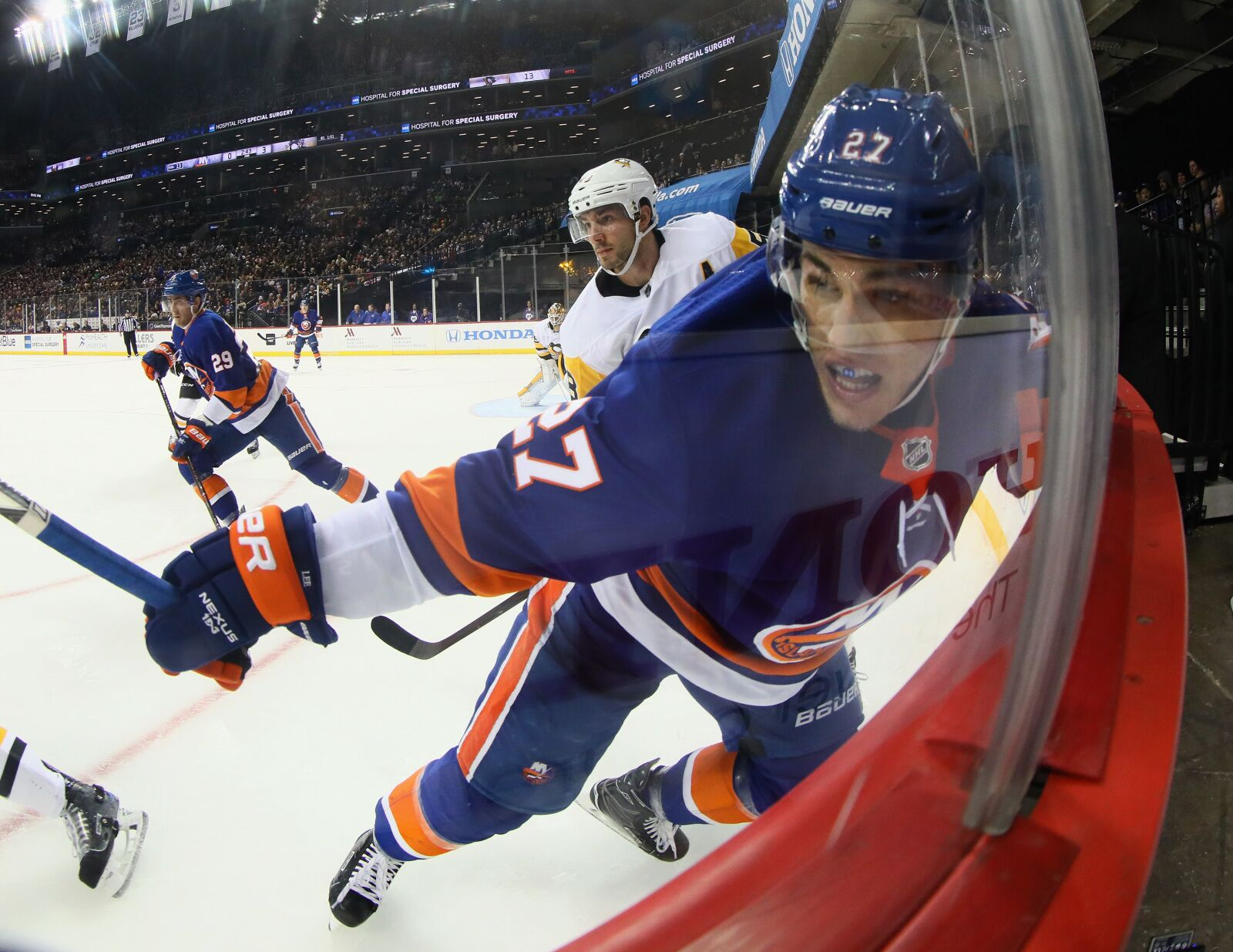 san francisco 568cd 1bc81 New York Islanders: Anders Lee is the Isles player with the ...