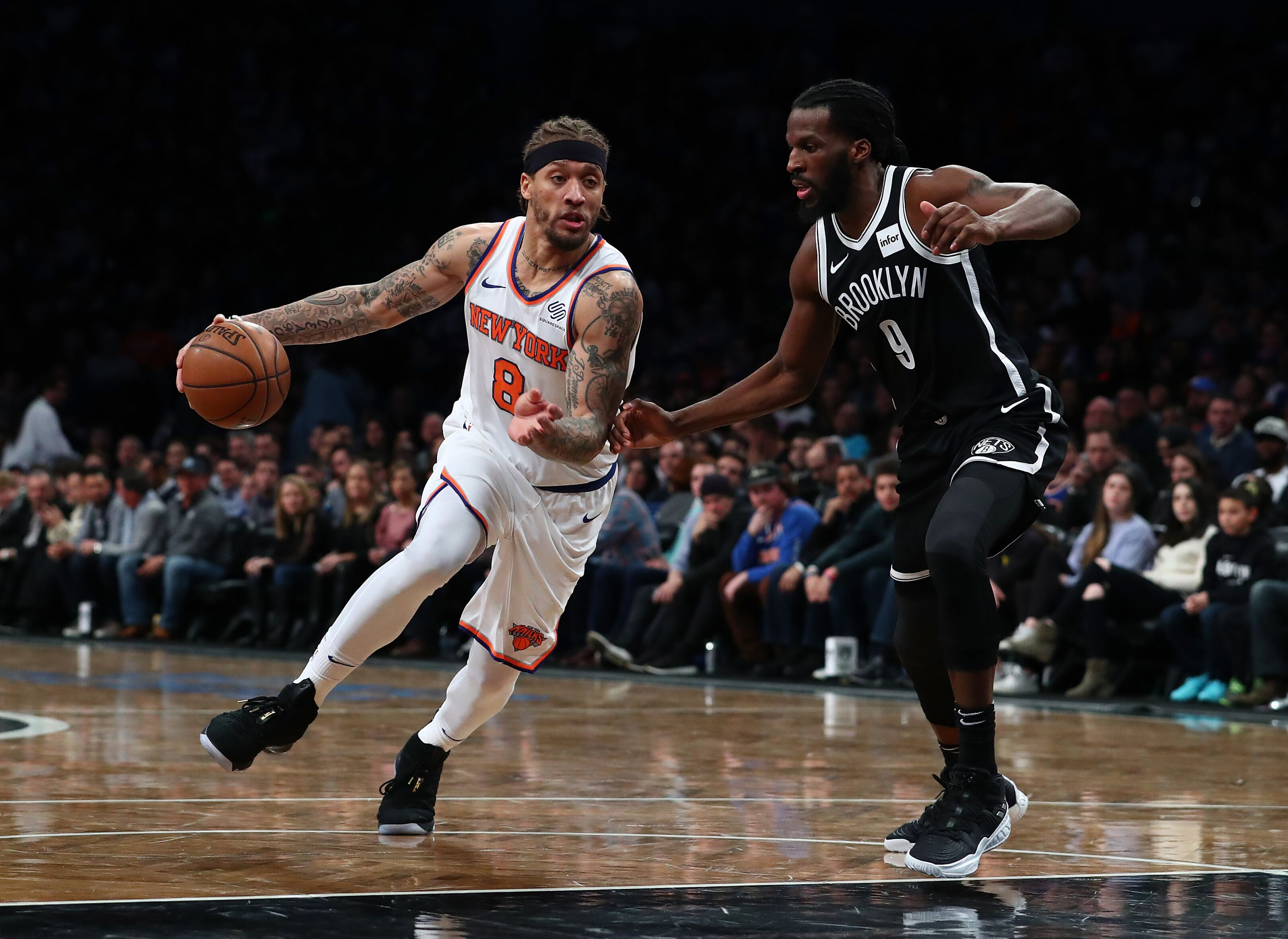 New York Knicks: New York Knicks Or Brooklyn Nets, Who Will Be The Better Team?