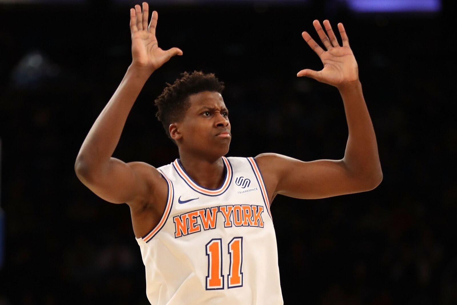 New York Knicks: Frank Ntilikina should be the starting point guard