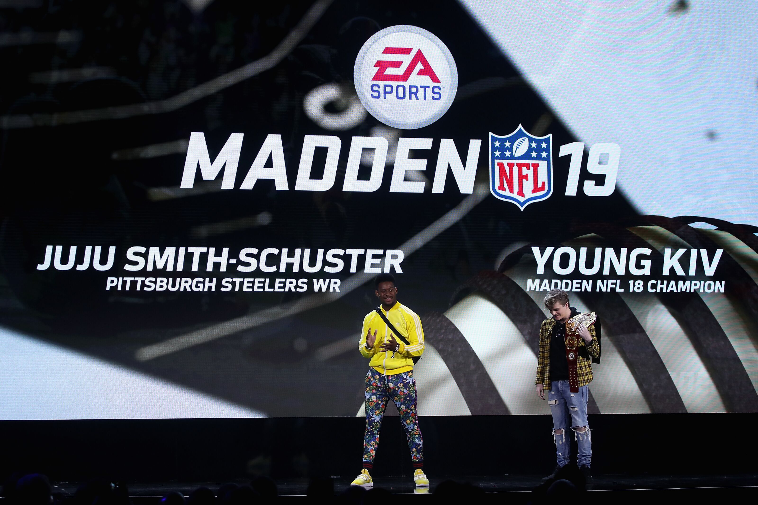 New York Jets: Madden NFL 19 offensive player ratings