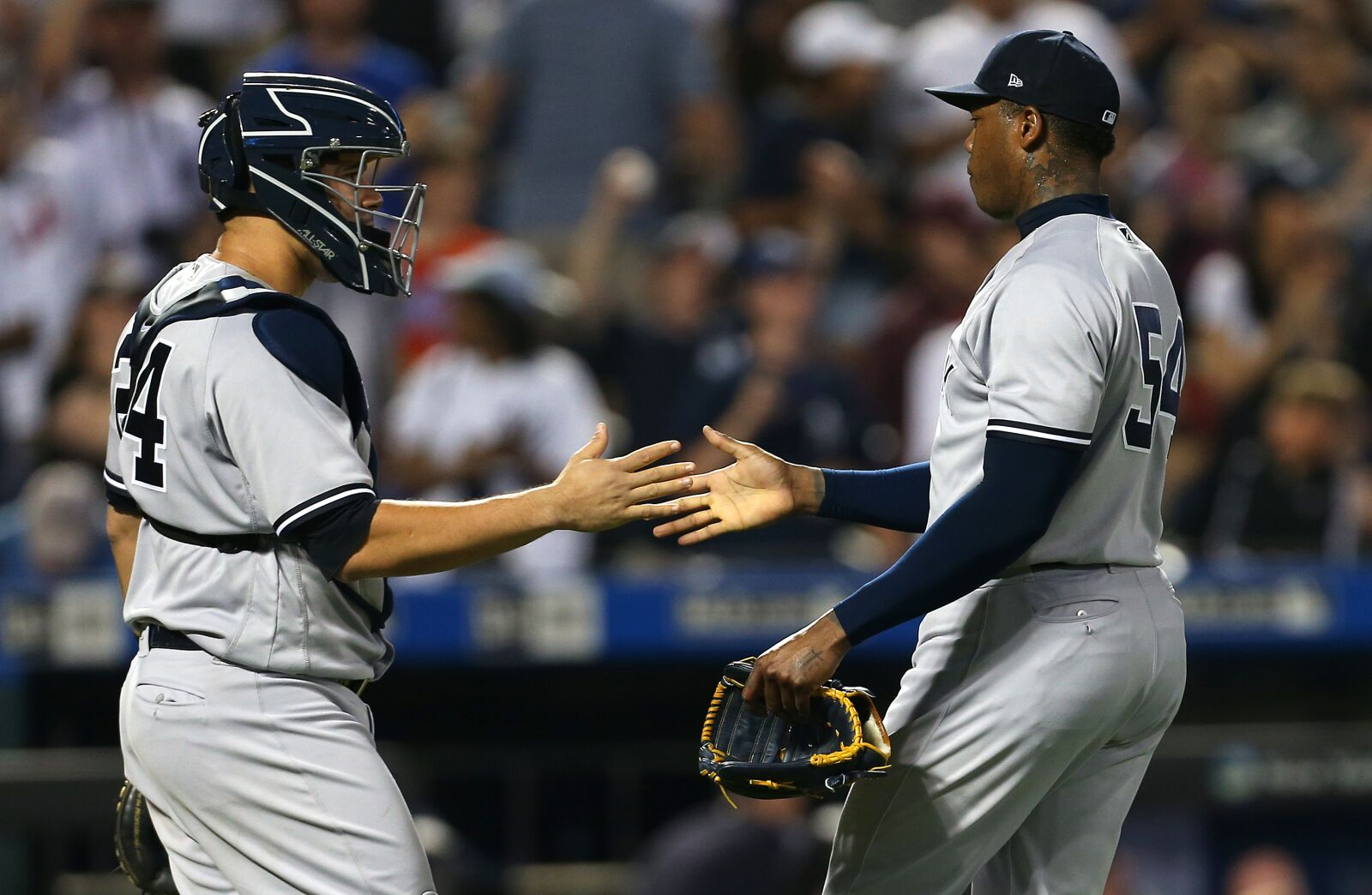 556f0e9bcd5 New York Yankees  Gary Sanchez going on DL could be a good thing