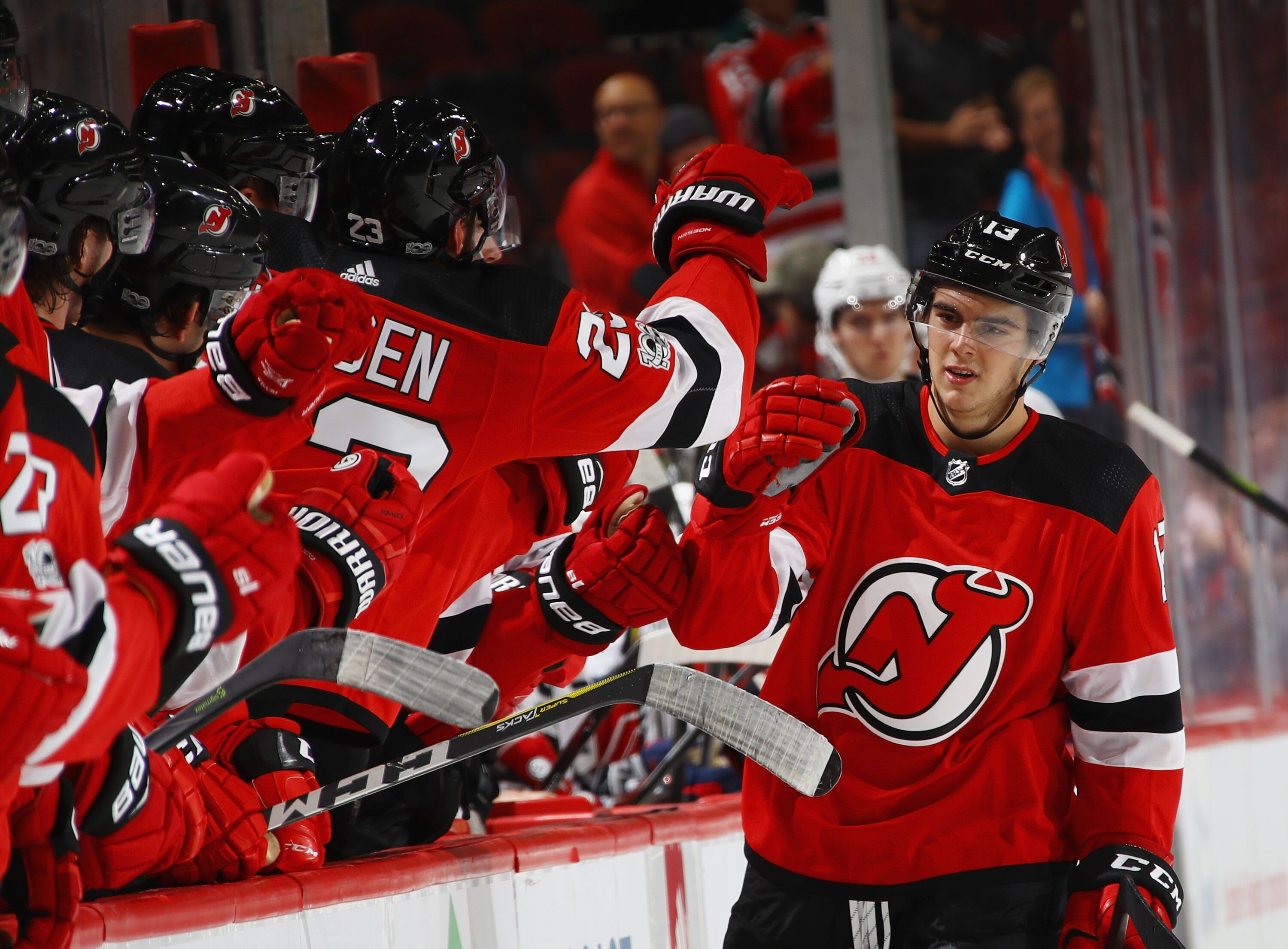 New Jersey Devils: 2017