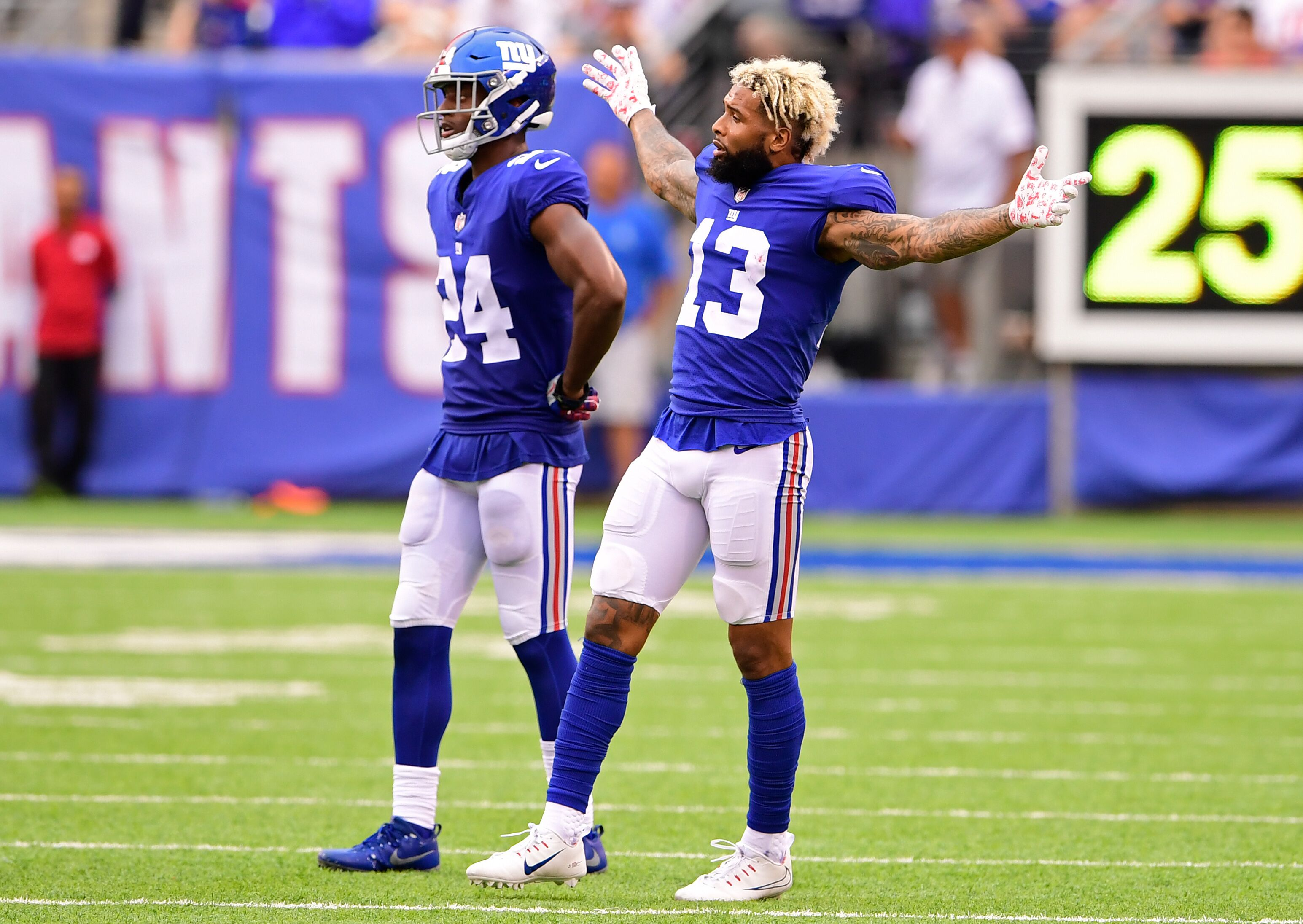 uk availability 72a0a 95f6e Odell Beckham Jr: Stop making OBJ out to be a criminal