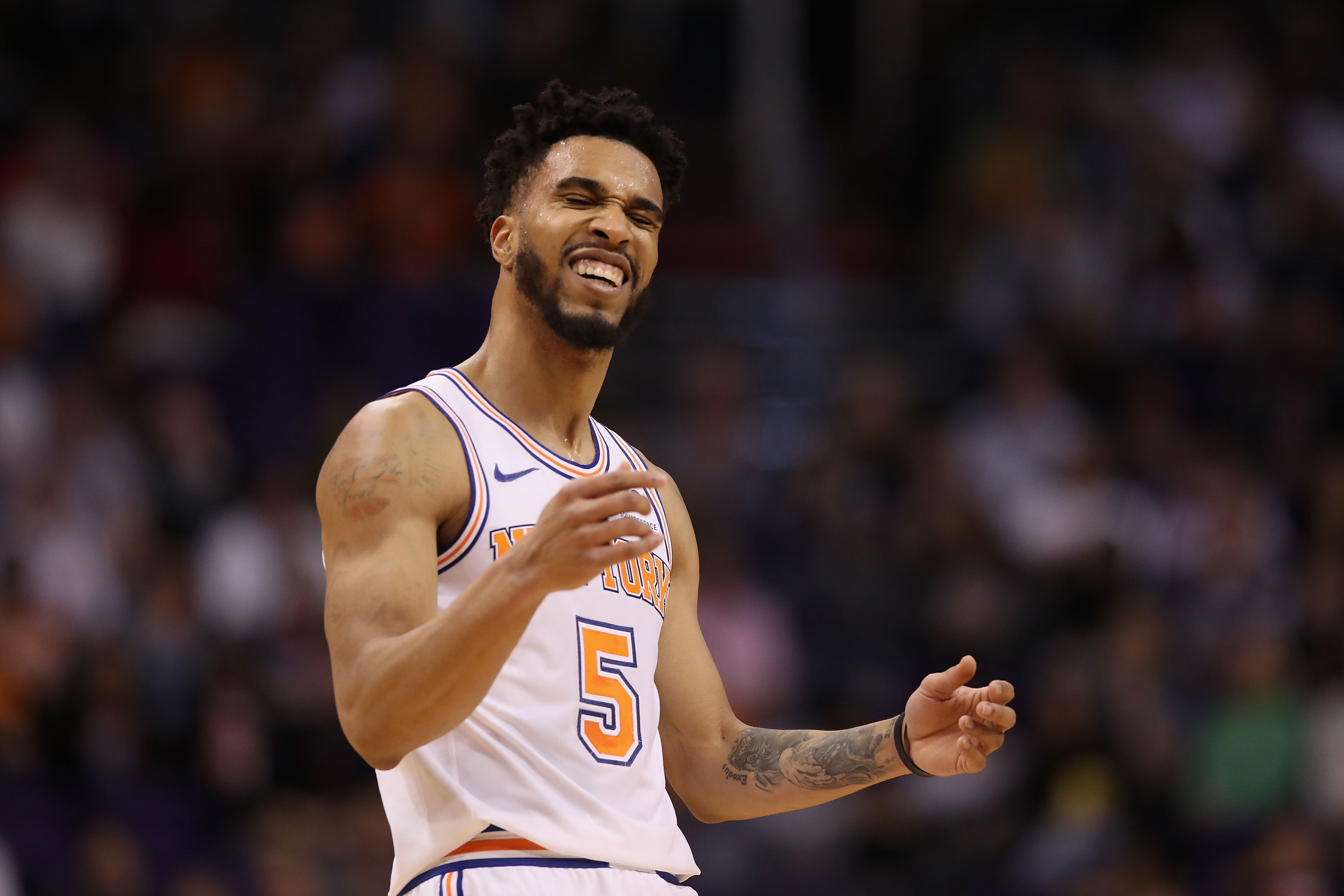 New York Knicks: Courtney Lee might want to leave the Knicks, but should he want to?