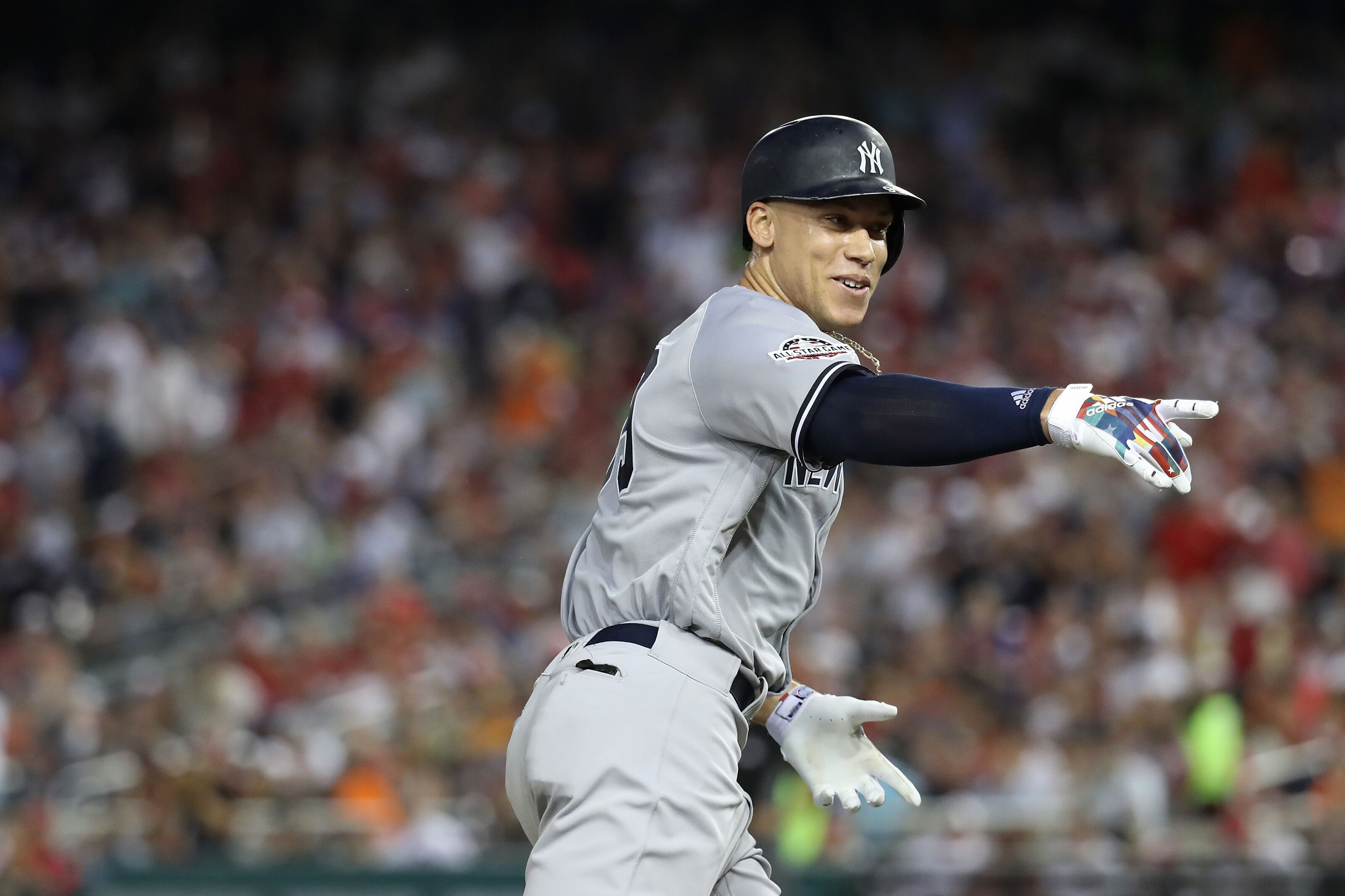 0a30f7fcb New York Yankees  Why an MVP season could see Aaron Judge become next Yankee  captain