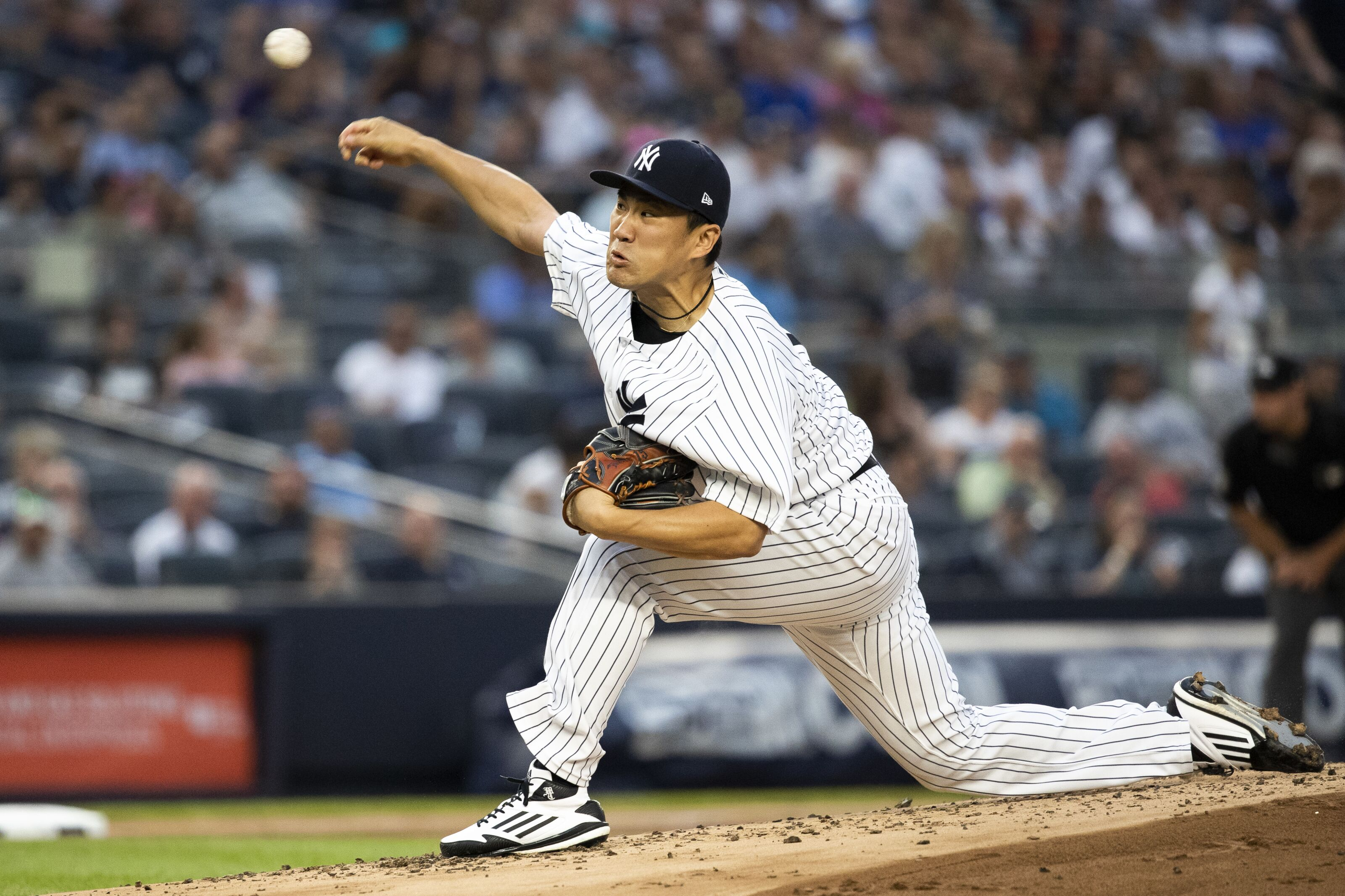 New York Yankees: Another starter goes down with an injury