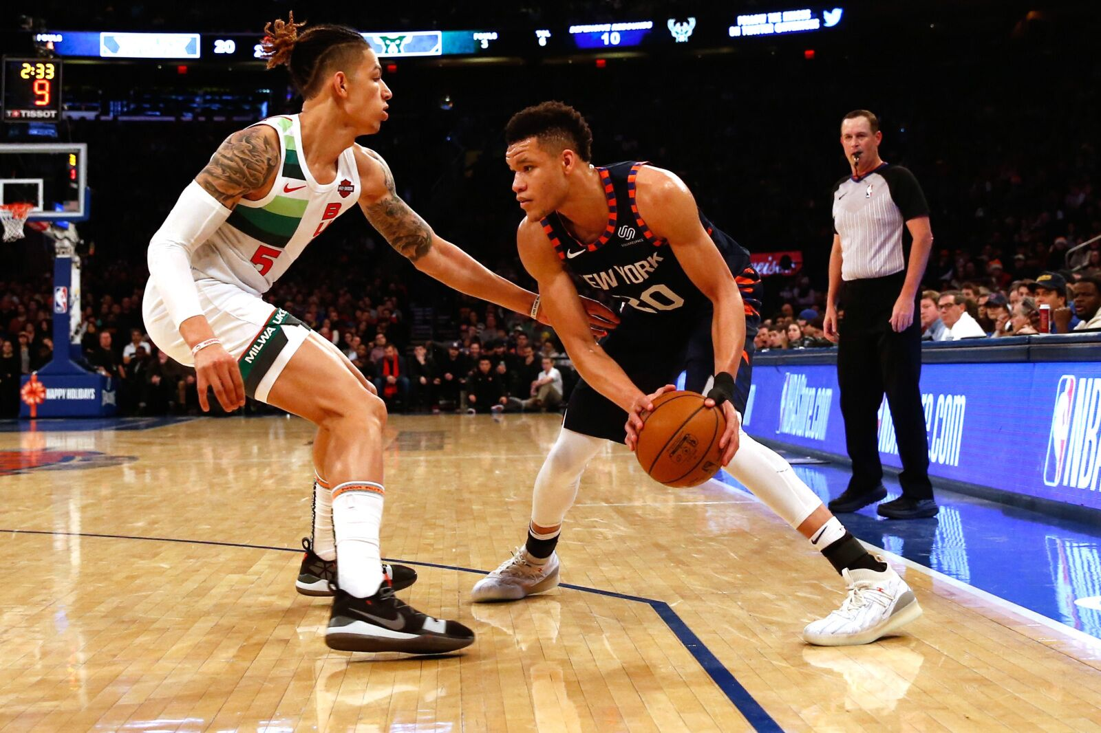 New York Knicks: New York Knicks: Three Players Who Could Make Or Break The