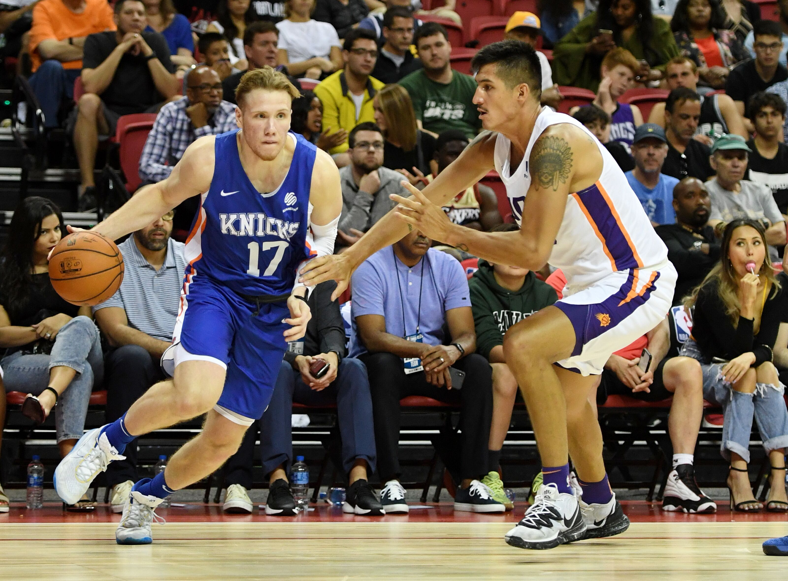 New York Knicks: New York Knicks: Takeaways After Two Summer League Games