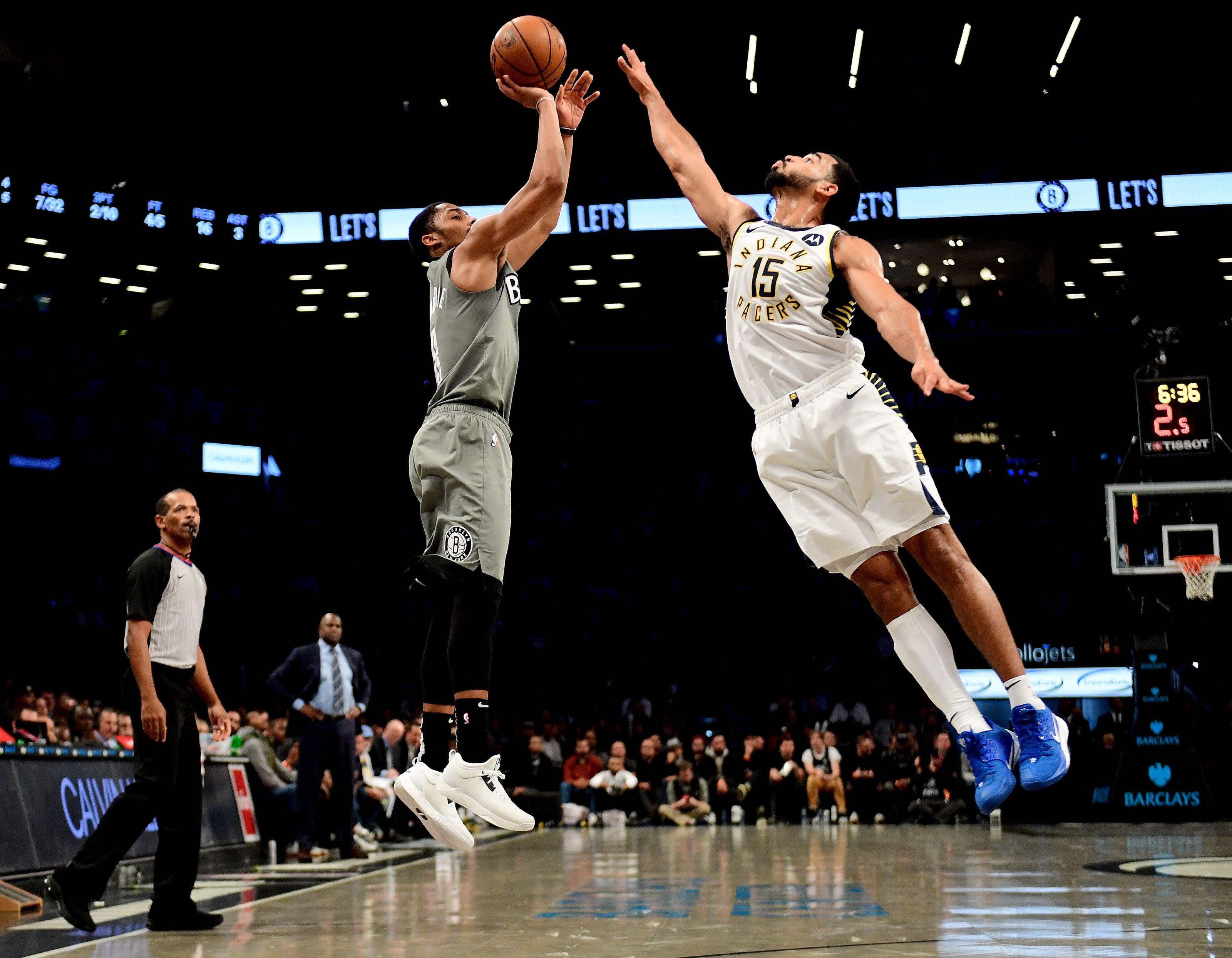 Brooklyn Nets: Spencer Dinwiddie making strides this season