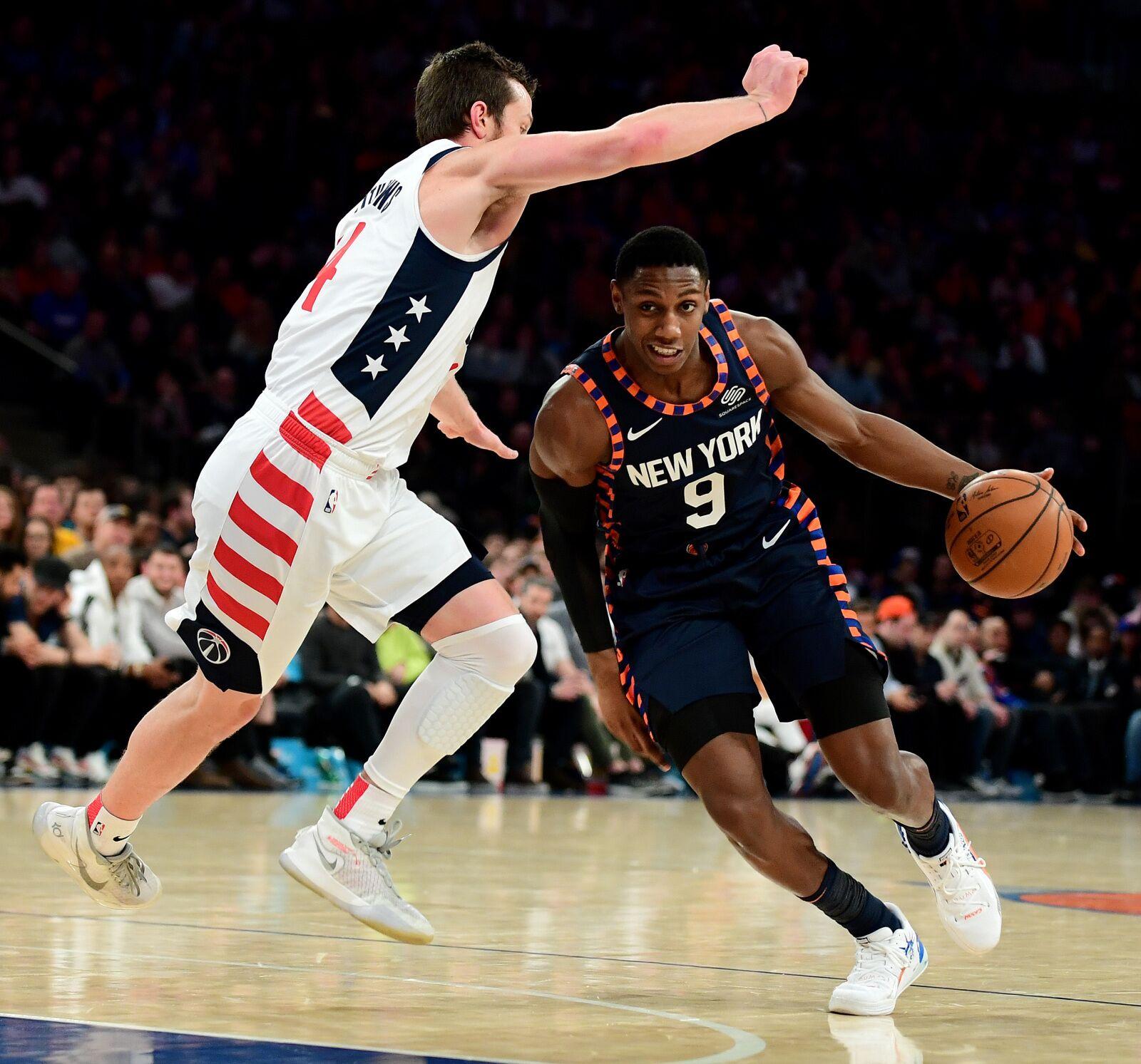 Knicks have plenty of developments last week, but what about player development?