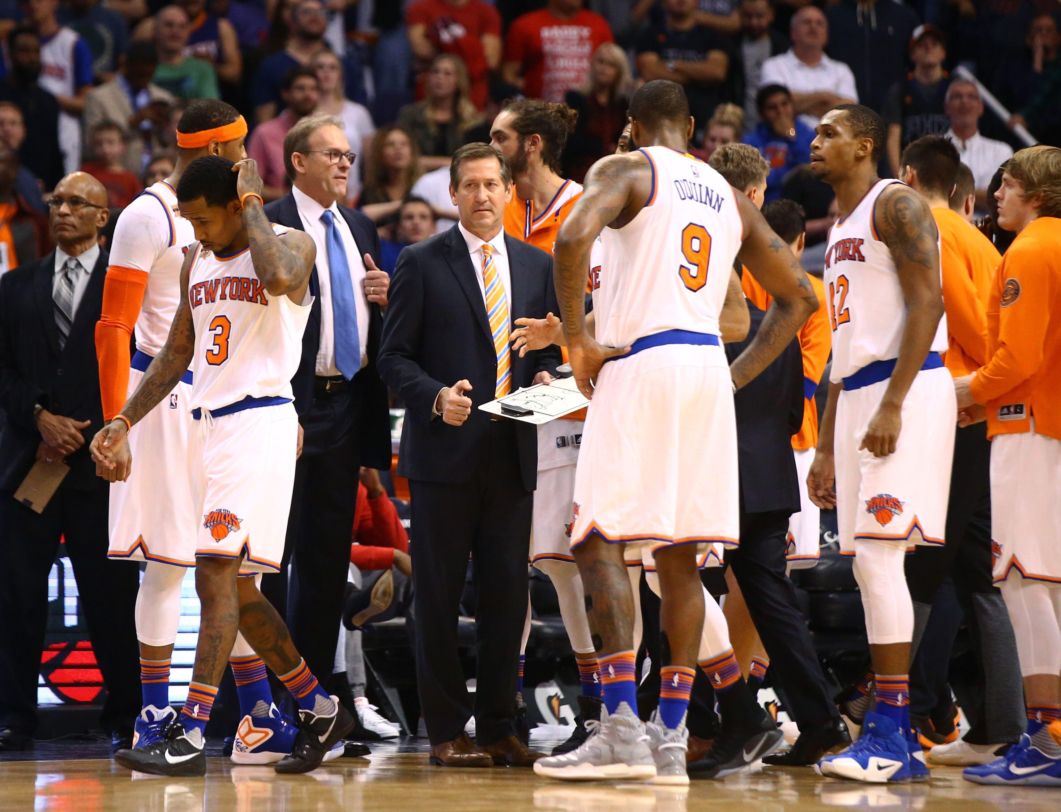 New York Knicks: New York Knicks: 2017 NBA Draft Lottery Odds