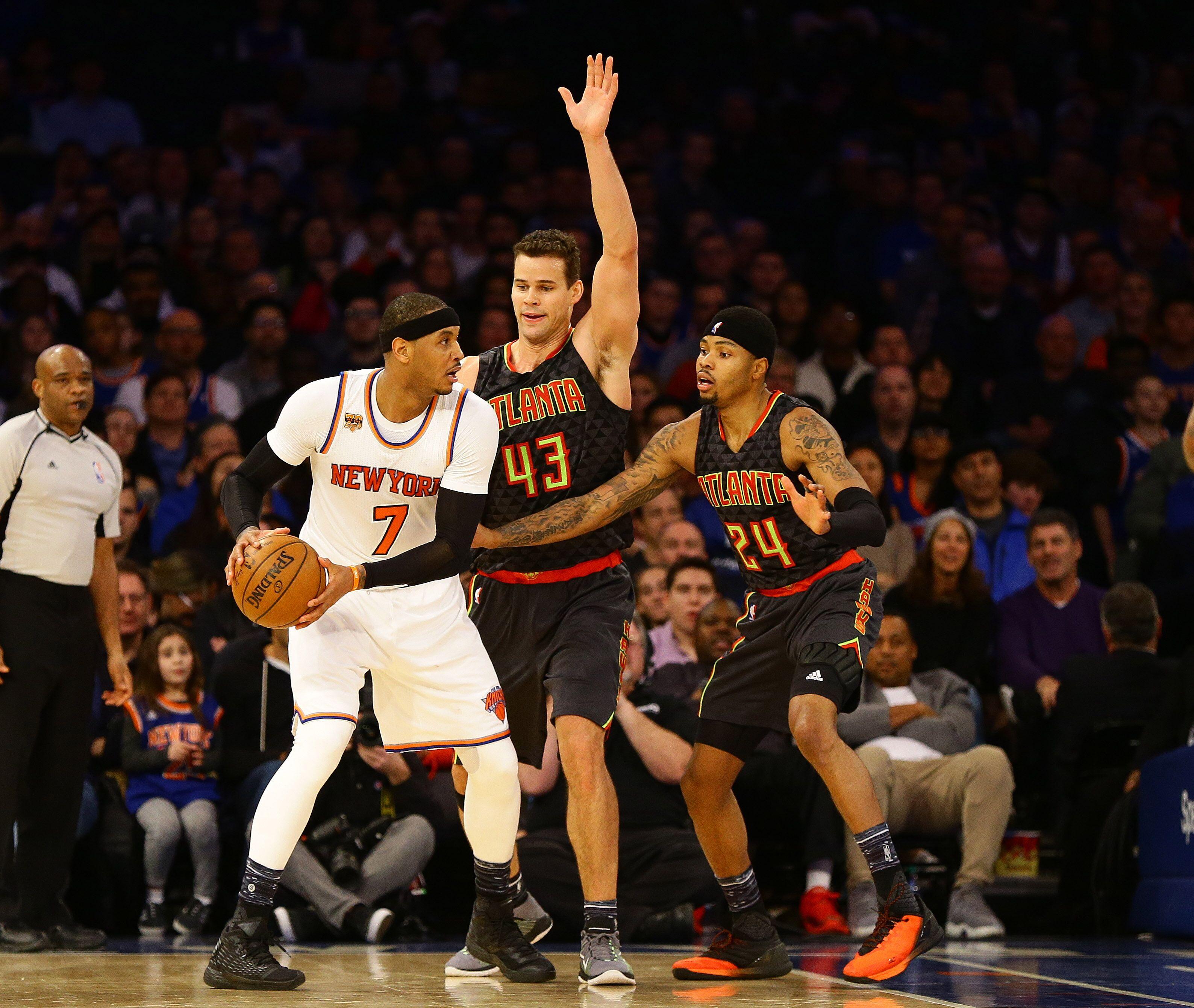 New York Knicks vs Atlanta Hawks Live Stream: Watch NBA Online
