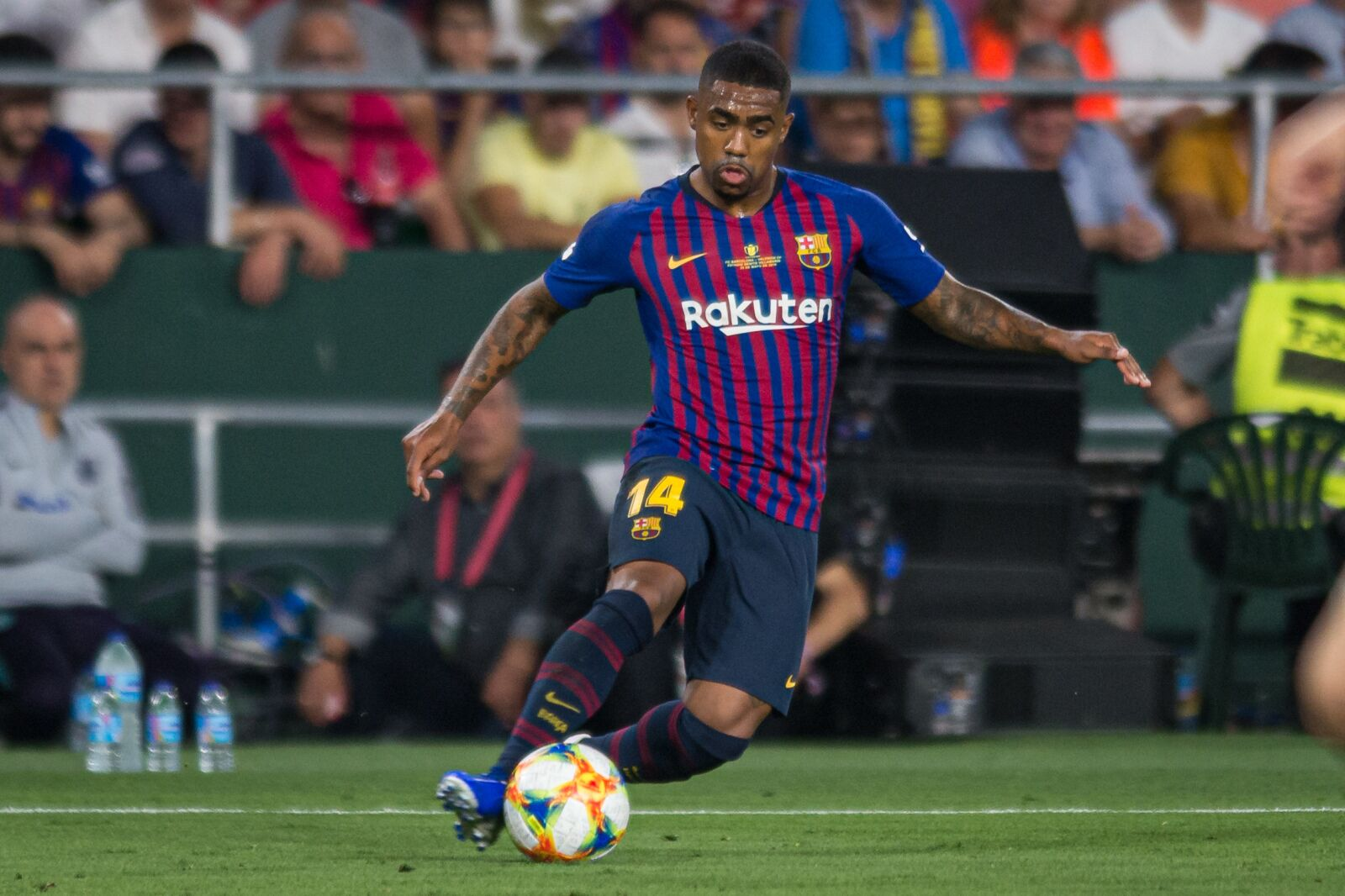 Brazilian winger set to stay on at Barcelona for at least another season