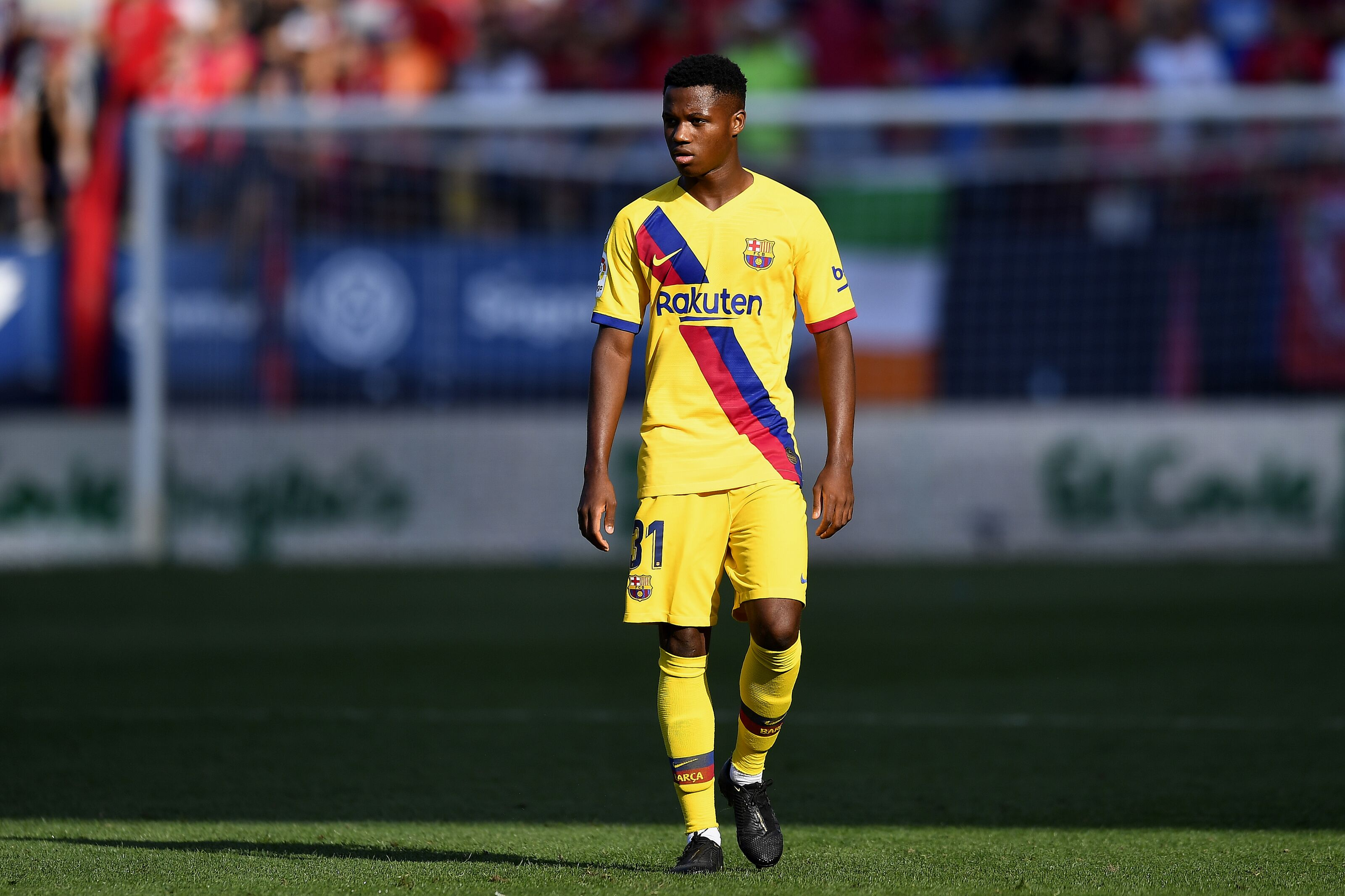 Is Ansu Fati ready, or are Barcelona being too hasty with the teenager?