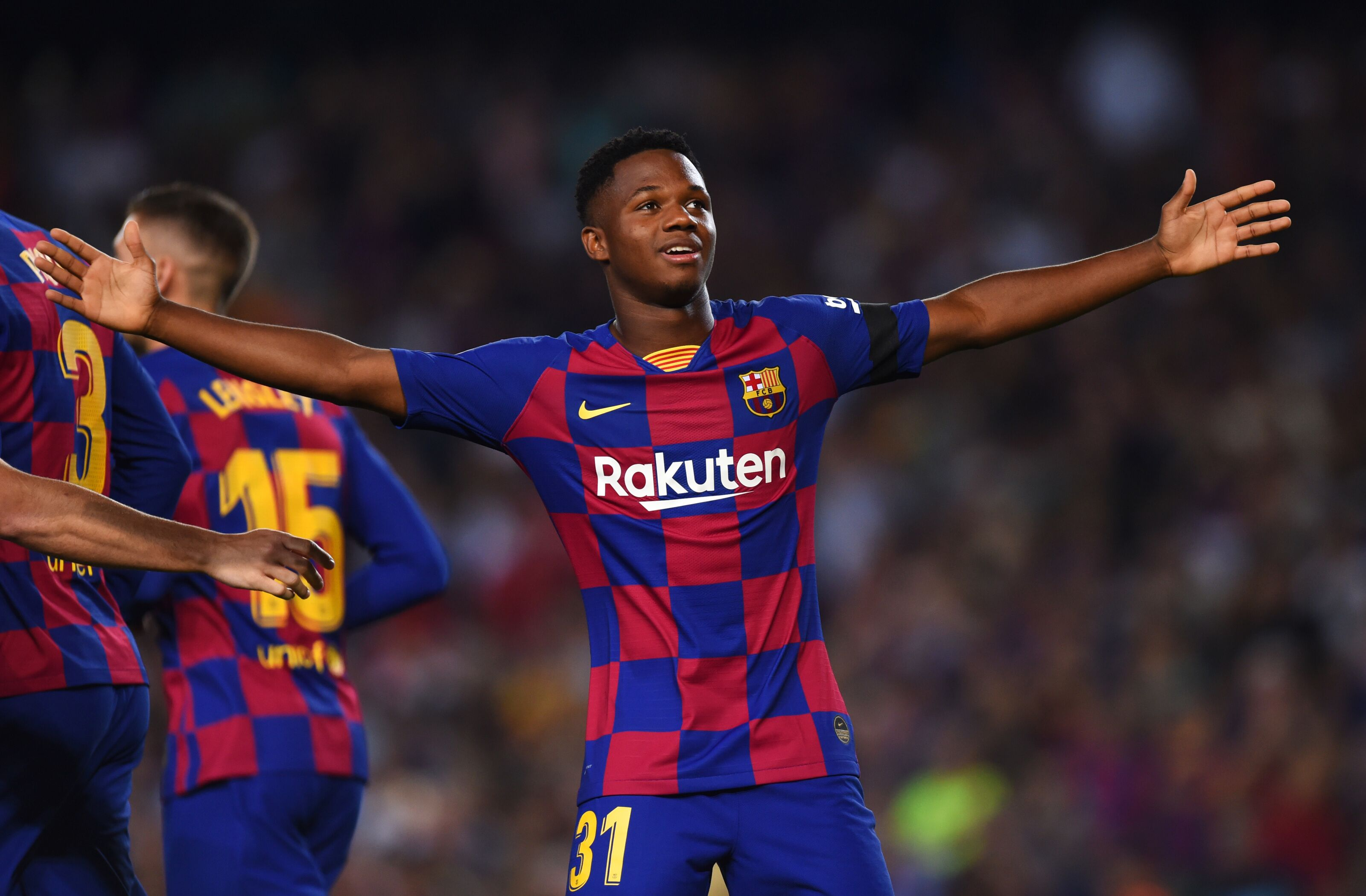 Neymar who? asks Barcelona's mercurial new talent