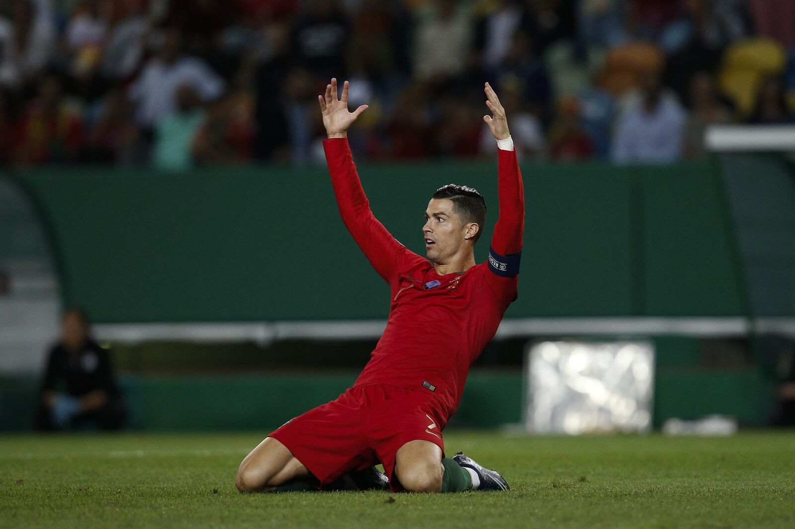Barcelona are expected to passively dictate Cristiano Ronaldo's future