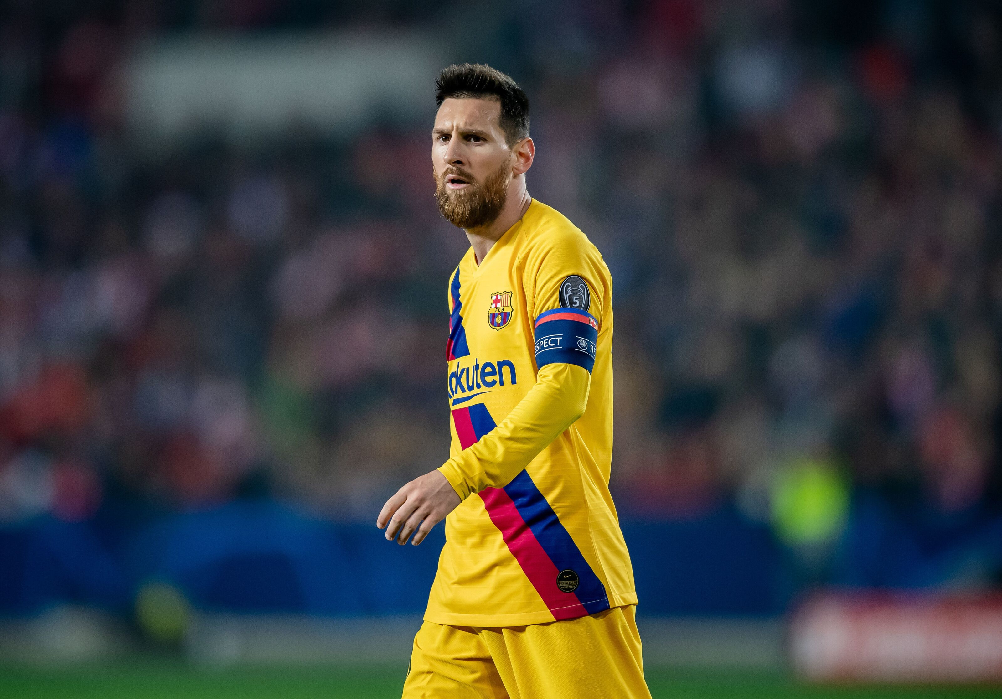 Lionel Messi wants new Barcelona signing kicked out ASAP