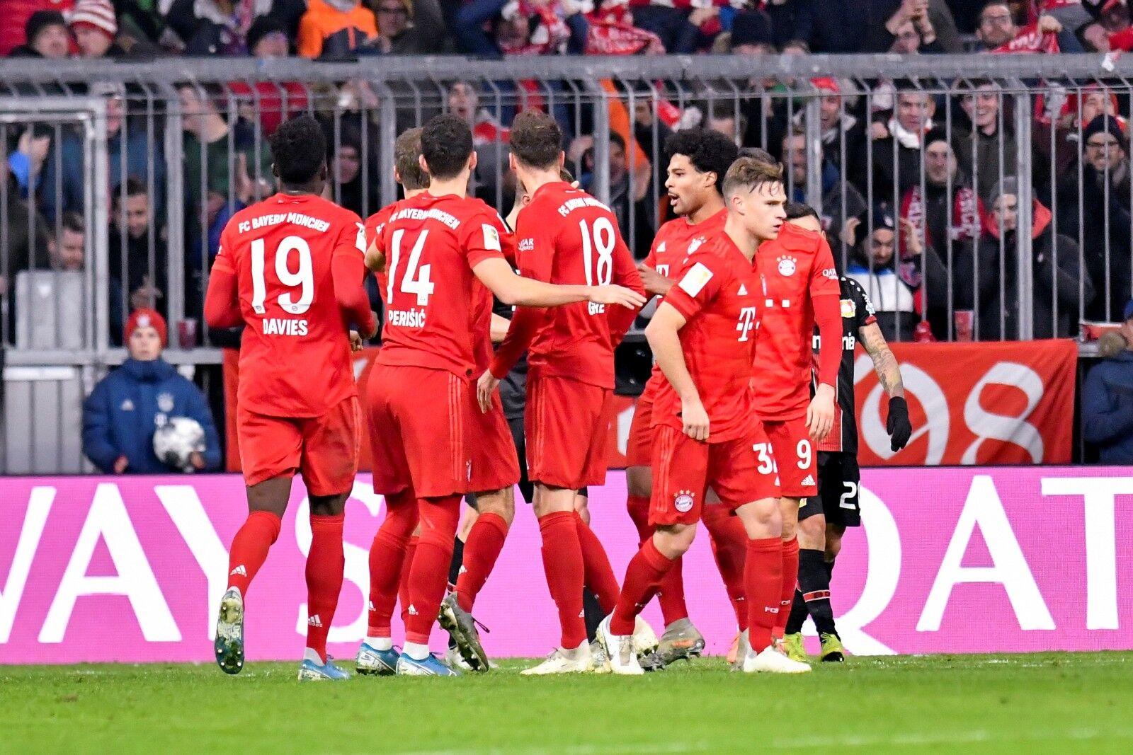 Barcelona and Bayern Munich plot a massive swap deal for next summer