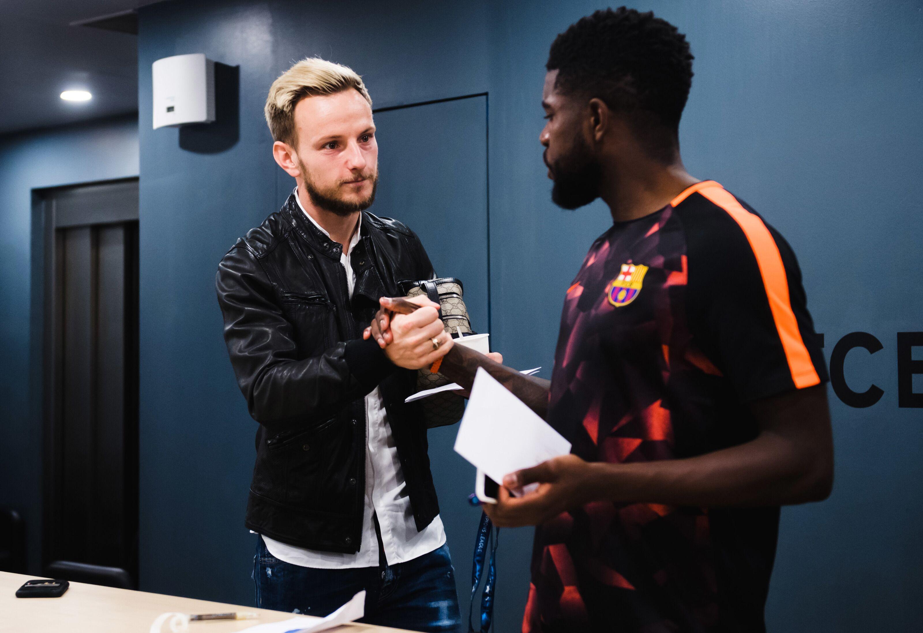 European giants bid to land Barcelona superstar in January
