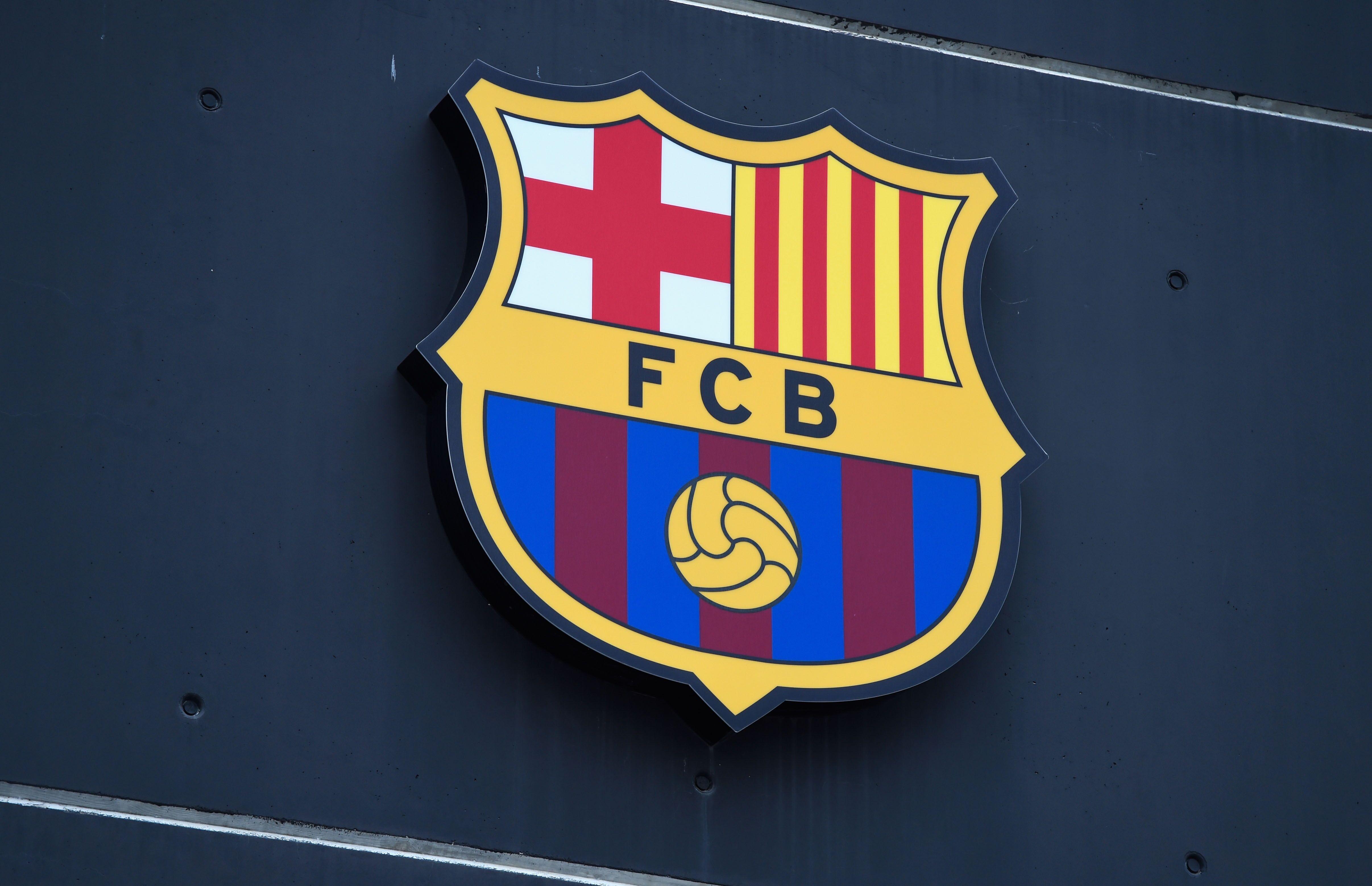 Barcelona Wappen