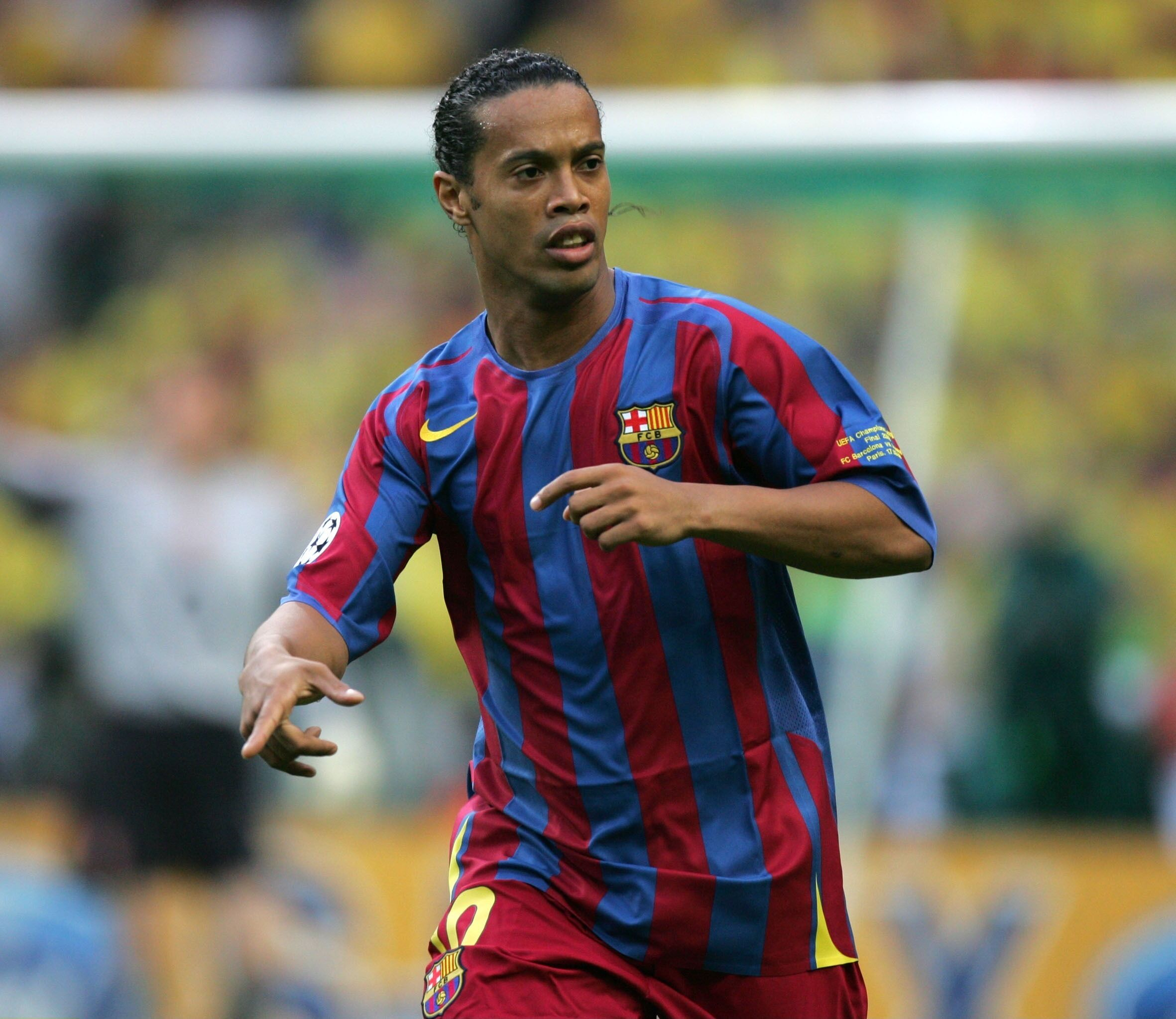 f65ad0dd3 Ronaldinho Can Name a Better Attacking Trio Than MSN