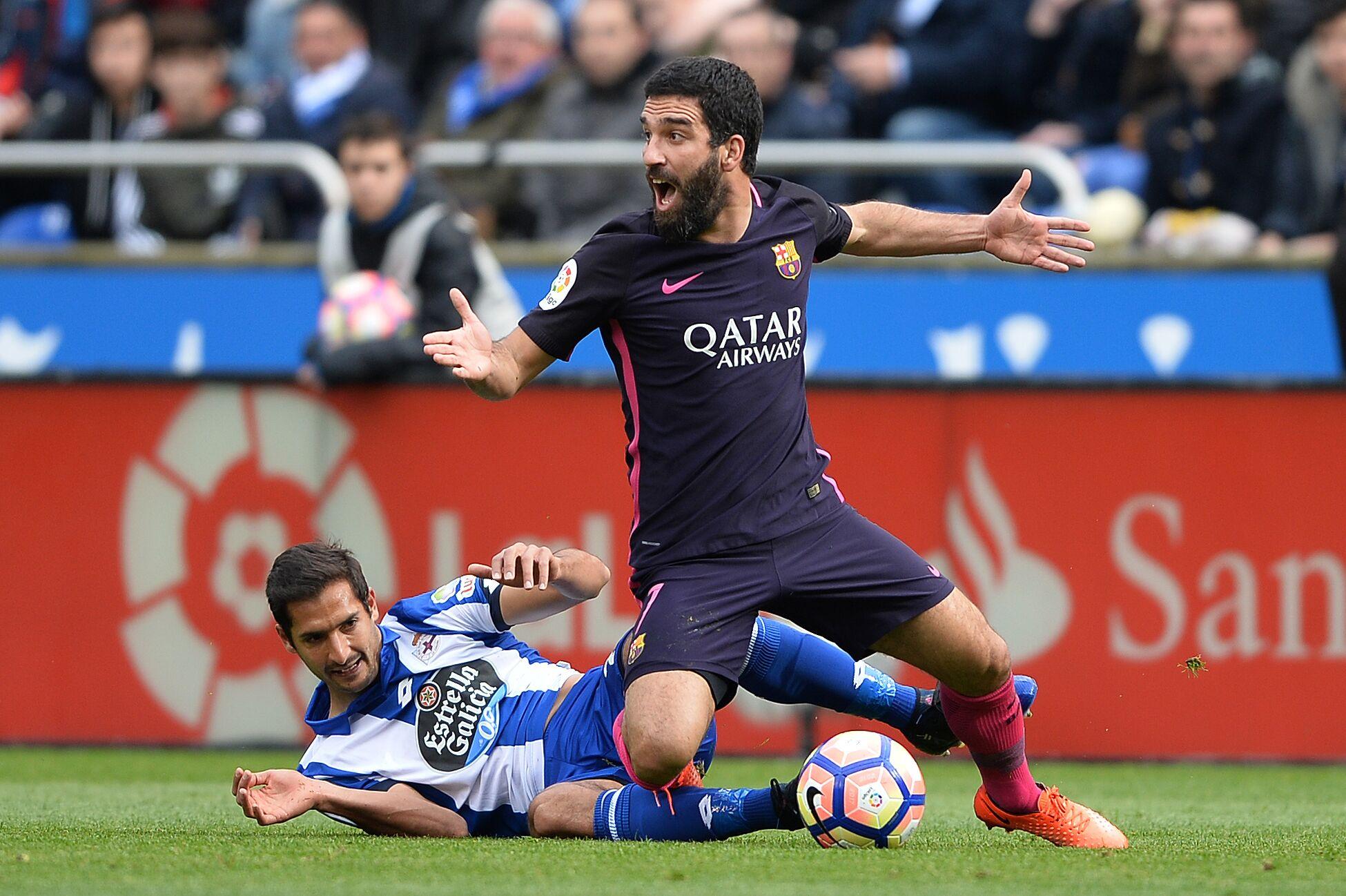 Barcelona set to keep Arda Turan after Galatasaray veto move