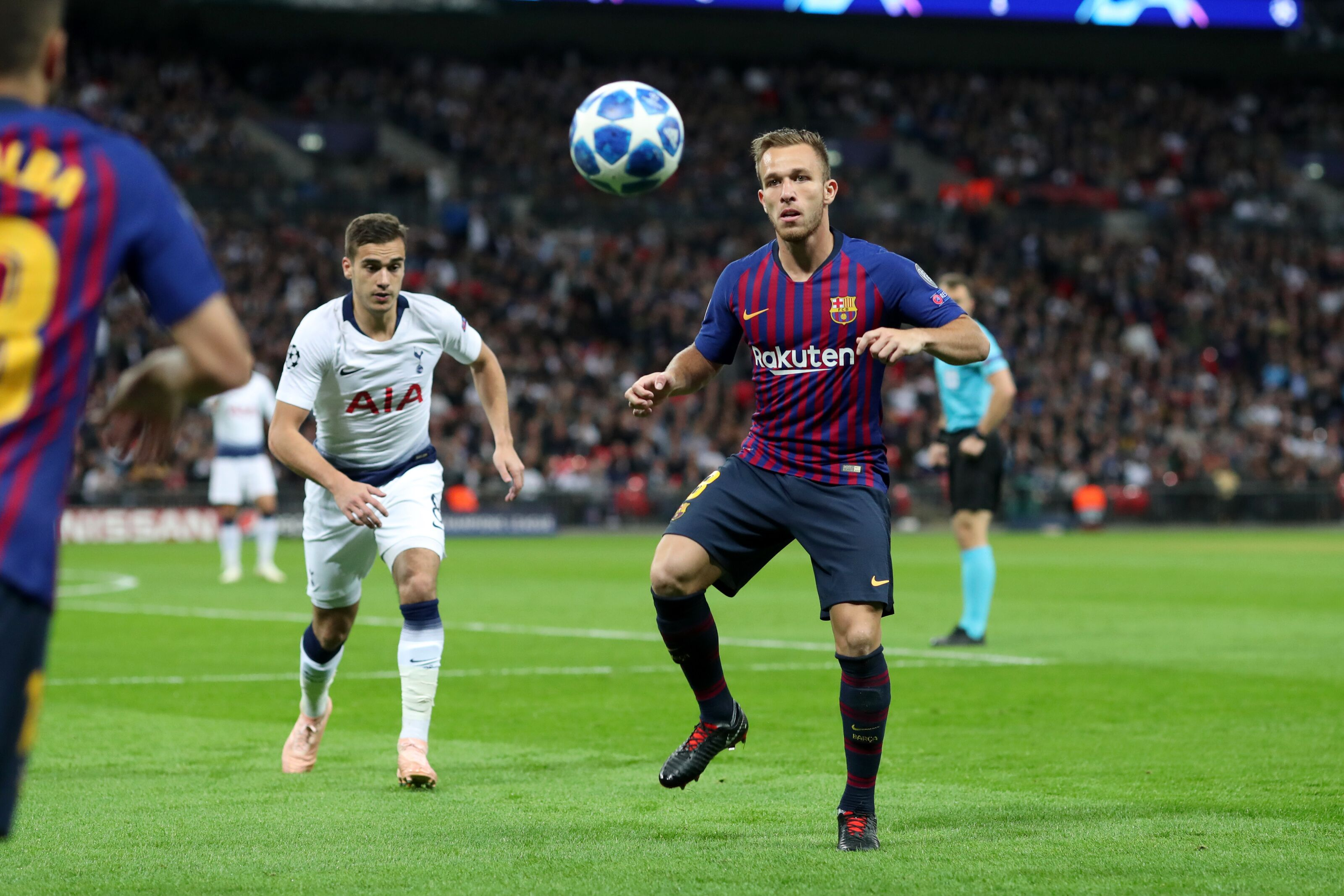 Cruzeiro 1 Boca Juniors 1 (1-3 agg)  Visitors through to Libertadores SFs ·  Goal - Sacha Pisani · Barcelona  Arthur comes into his own against Tottenham c8b25874f654f