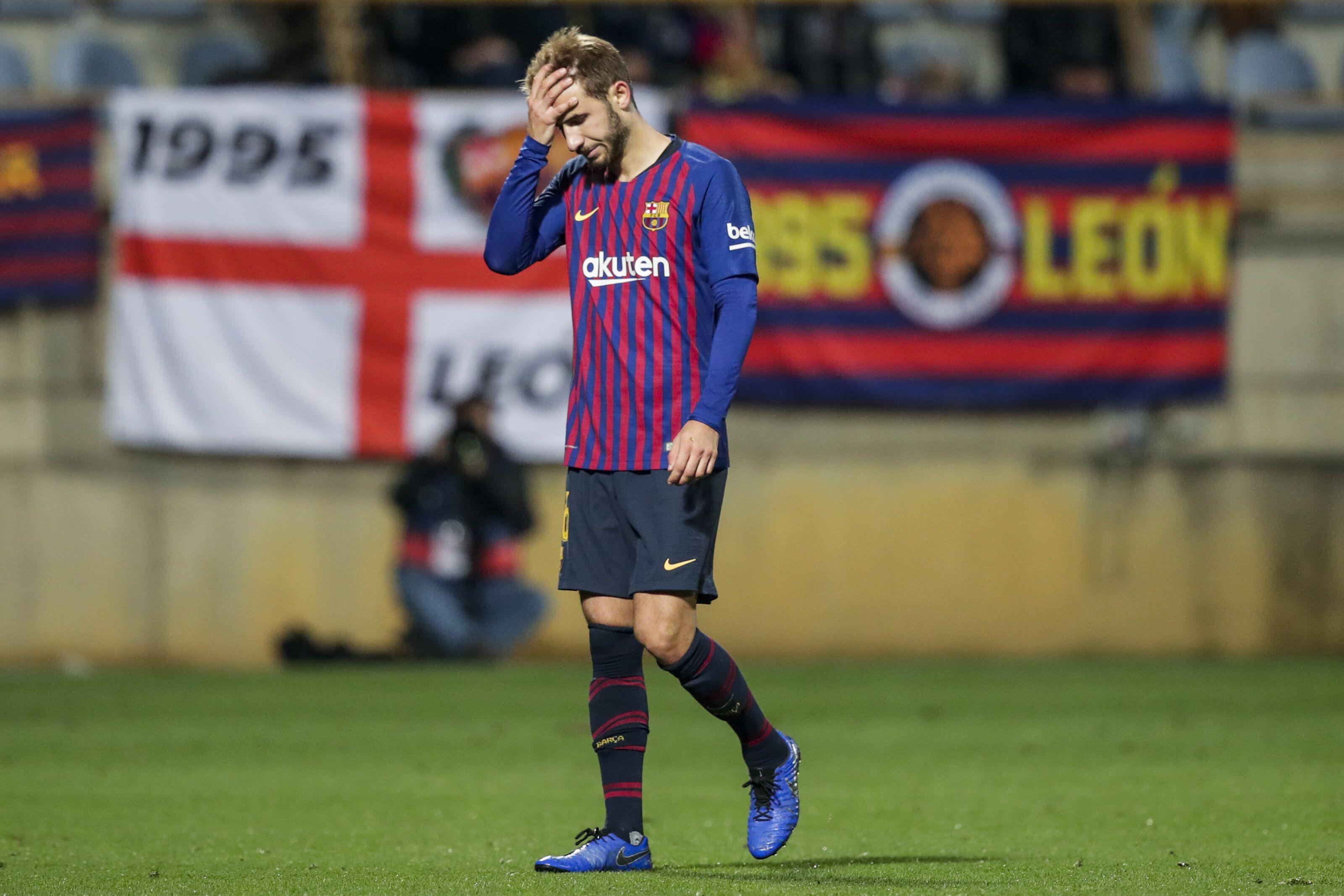 Official: Barcelona cancel Sergi Samper's contract